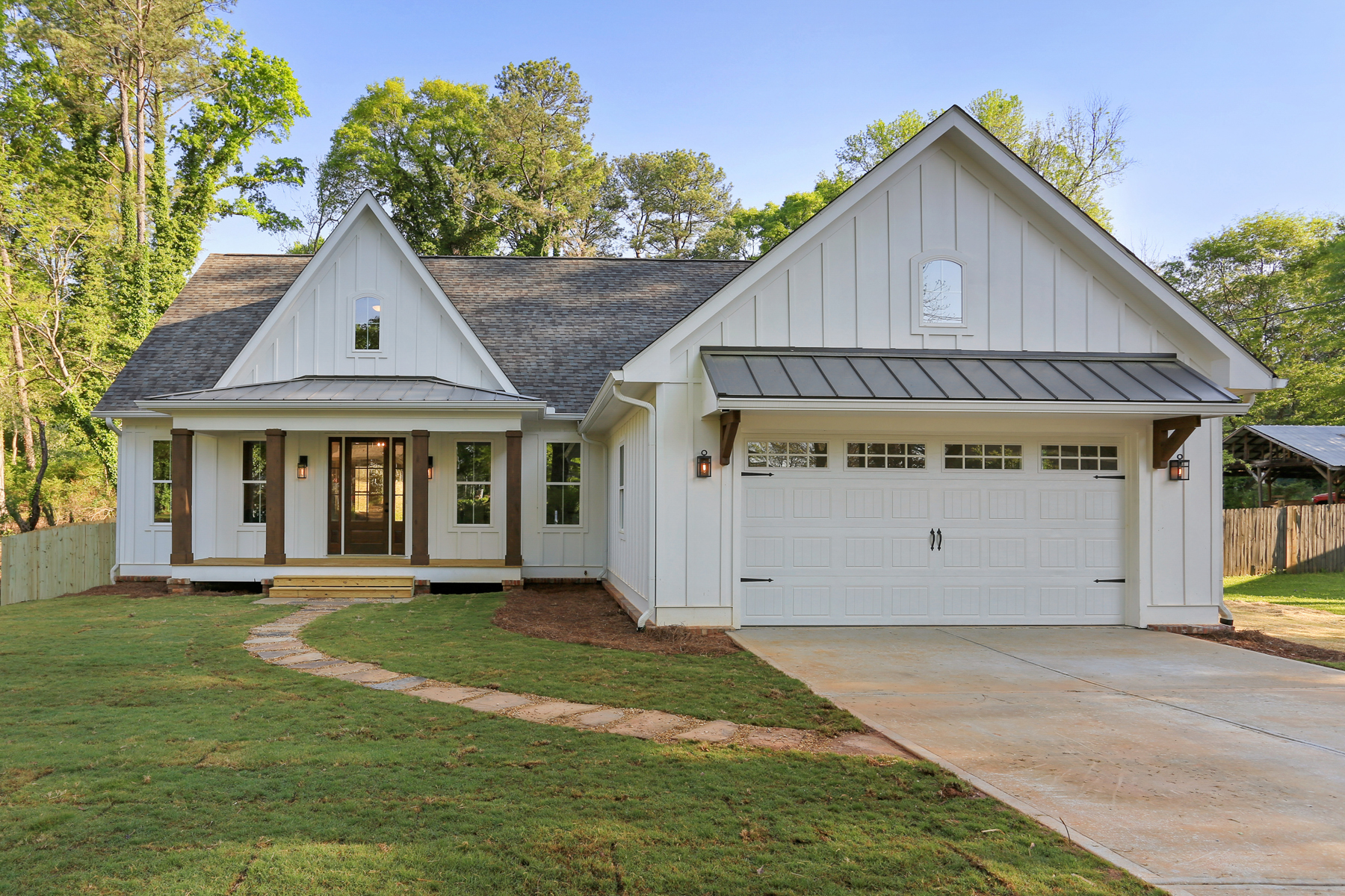 Single Family Homes for Sale at Beautiful New Construction Close To Smyrna Green and Village 1165 Love Street SE Smyrna, Georgia 30080 United States