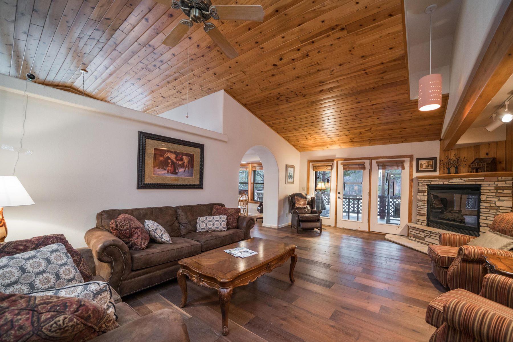 一戸建て のために 売買 アット Spectacular Woodlands Retreat 3076 Apache DR, Happy Jack, アリゾナ, 86024 アメリカ合衆国