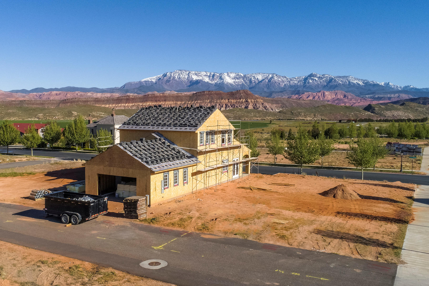 Single Family Homes for Active at European- Inspired Design 4343 West Canterbury Road Hurricane, Utah 84737 United States