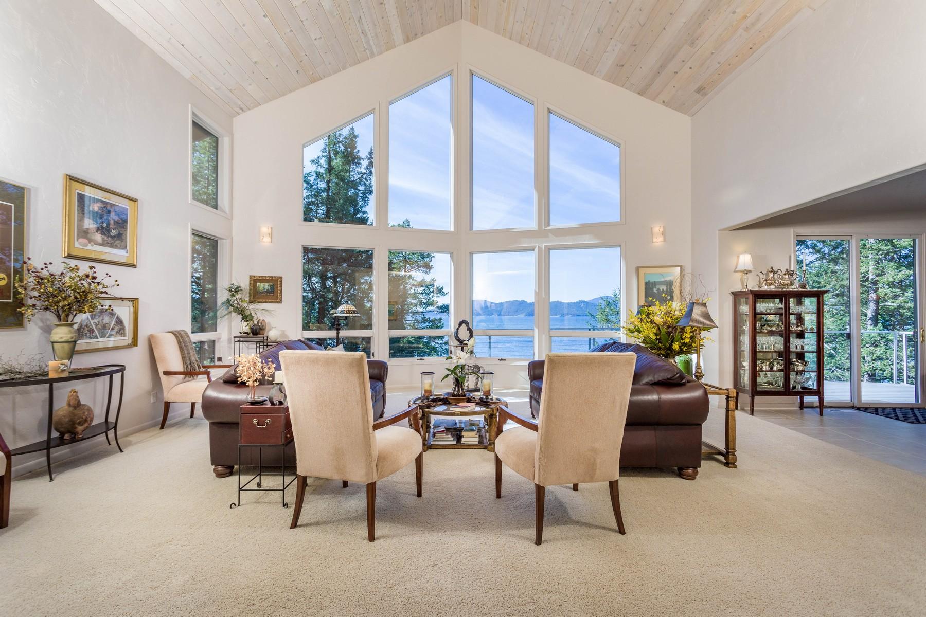 Single Family Homes для того Продажа на Rollins, Монтана 59931 Соединенные Штаты