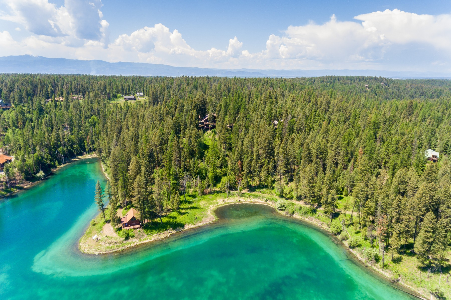 Single Family Home for Sale at 1014 La Brant Rd , Bigfork, MT 59911 1014 La Brant Rd Bigfork, Montana 59911 United States