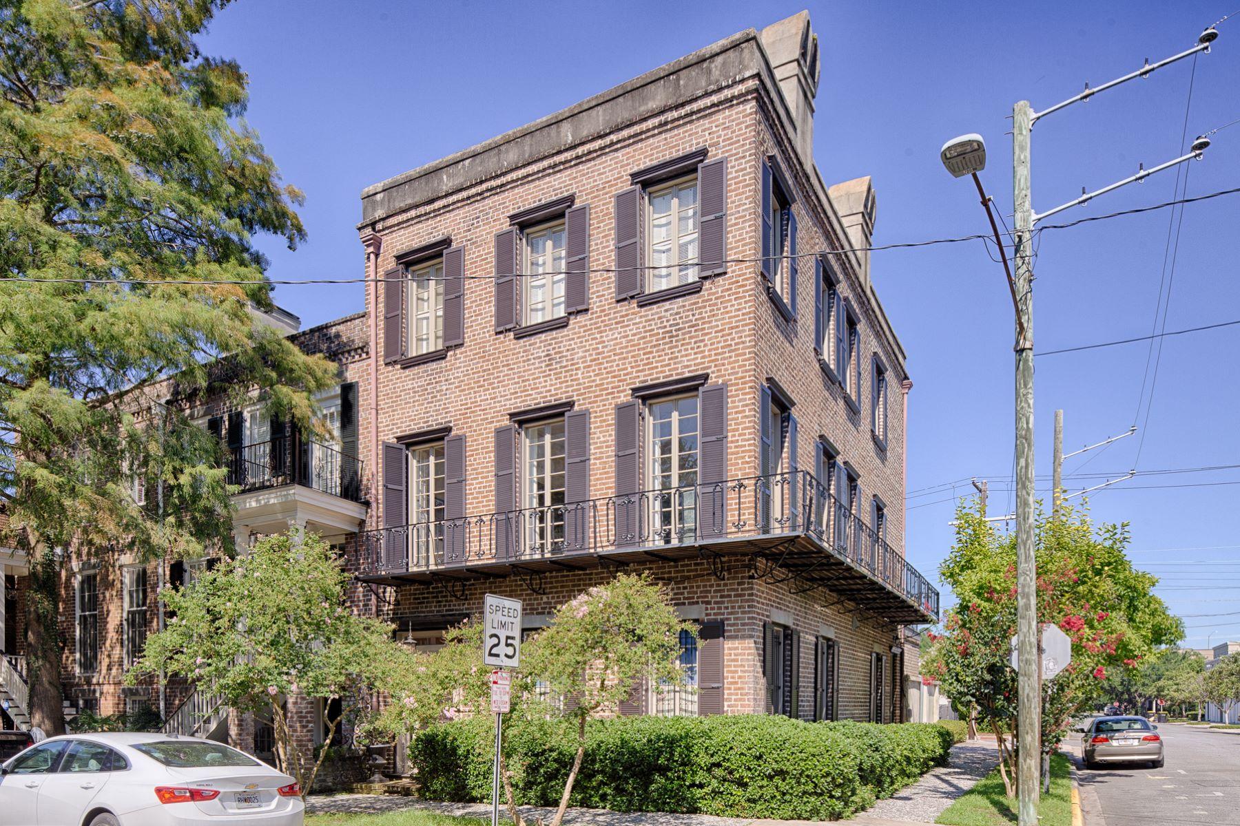 townhouses for Sale at 433 Tattnall Street Savannah, Georgia 31401 United States