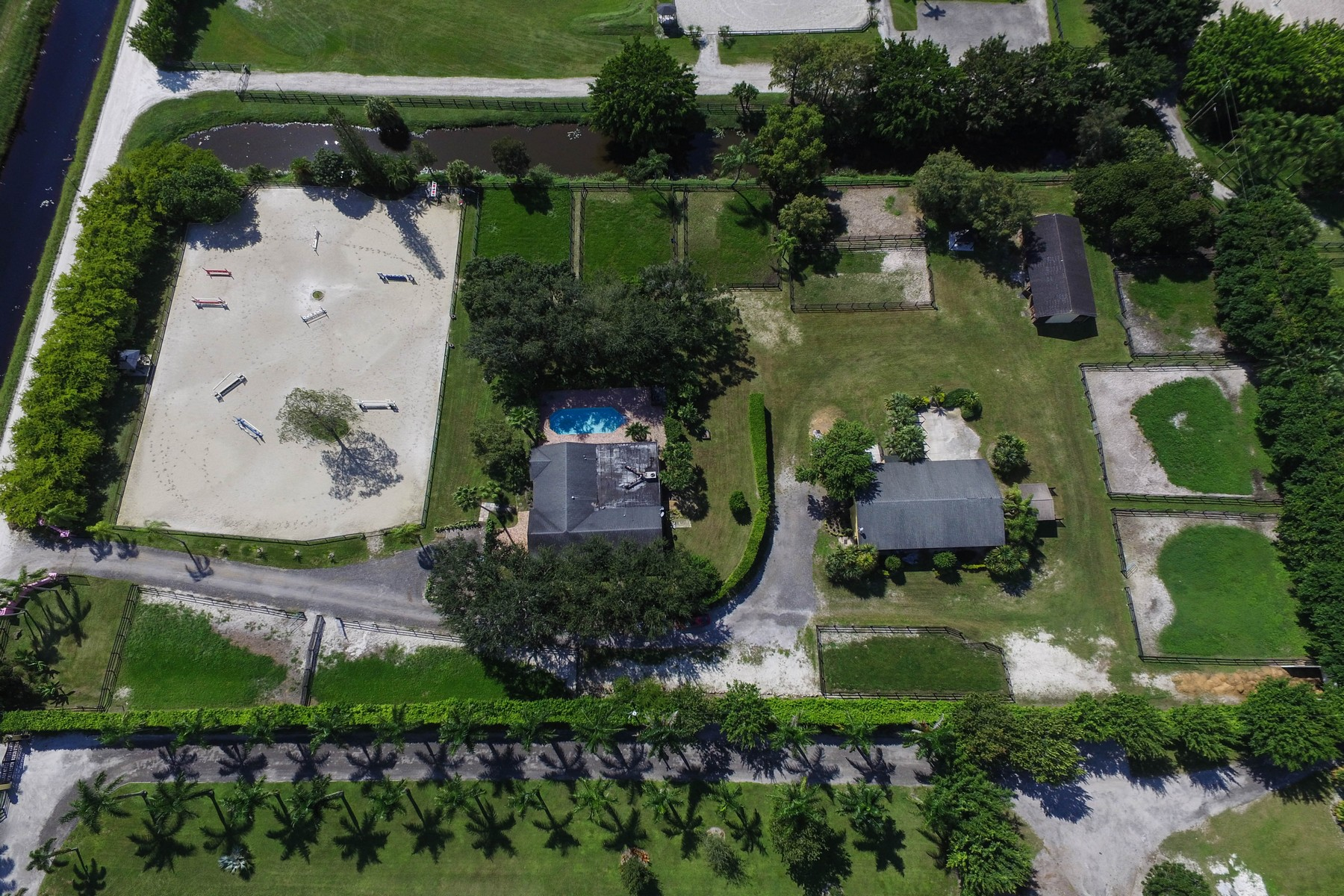 Single Family Home for Rent at 13409 60th Street S 13409 60th Street S Wellington, Florida 33414 United States