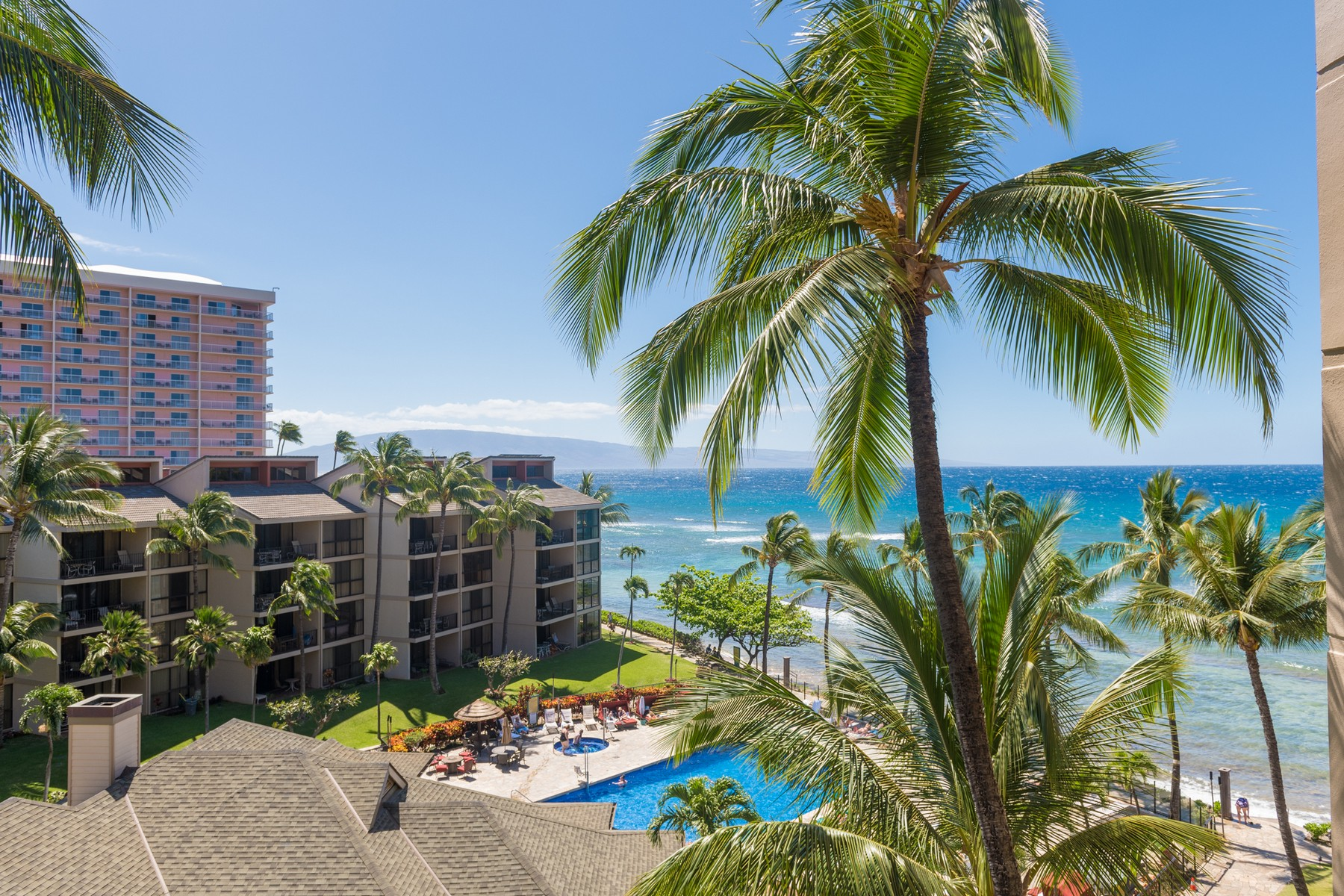 Condominio per Vendita alle ore Live Oceanfront at Kaanapali Shores 3445 Lower Honoapiilani Road, Kaanapali Shores 605, Kaanapali, Hawaii, 96761 Stati Uniti