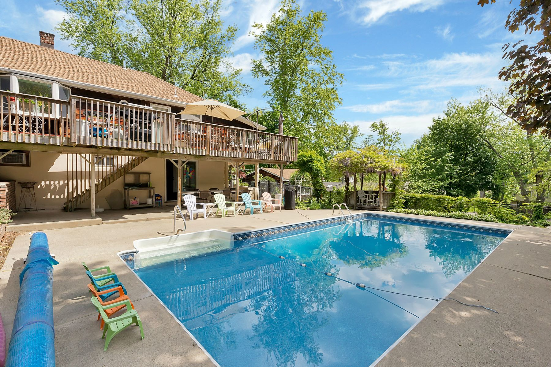 Single Family Home for Sale at Special Hillsdale Ranch! 72 Yesler Way Hillsdale, New Jersey 07642 United States