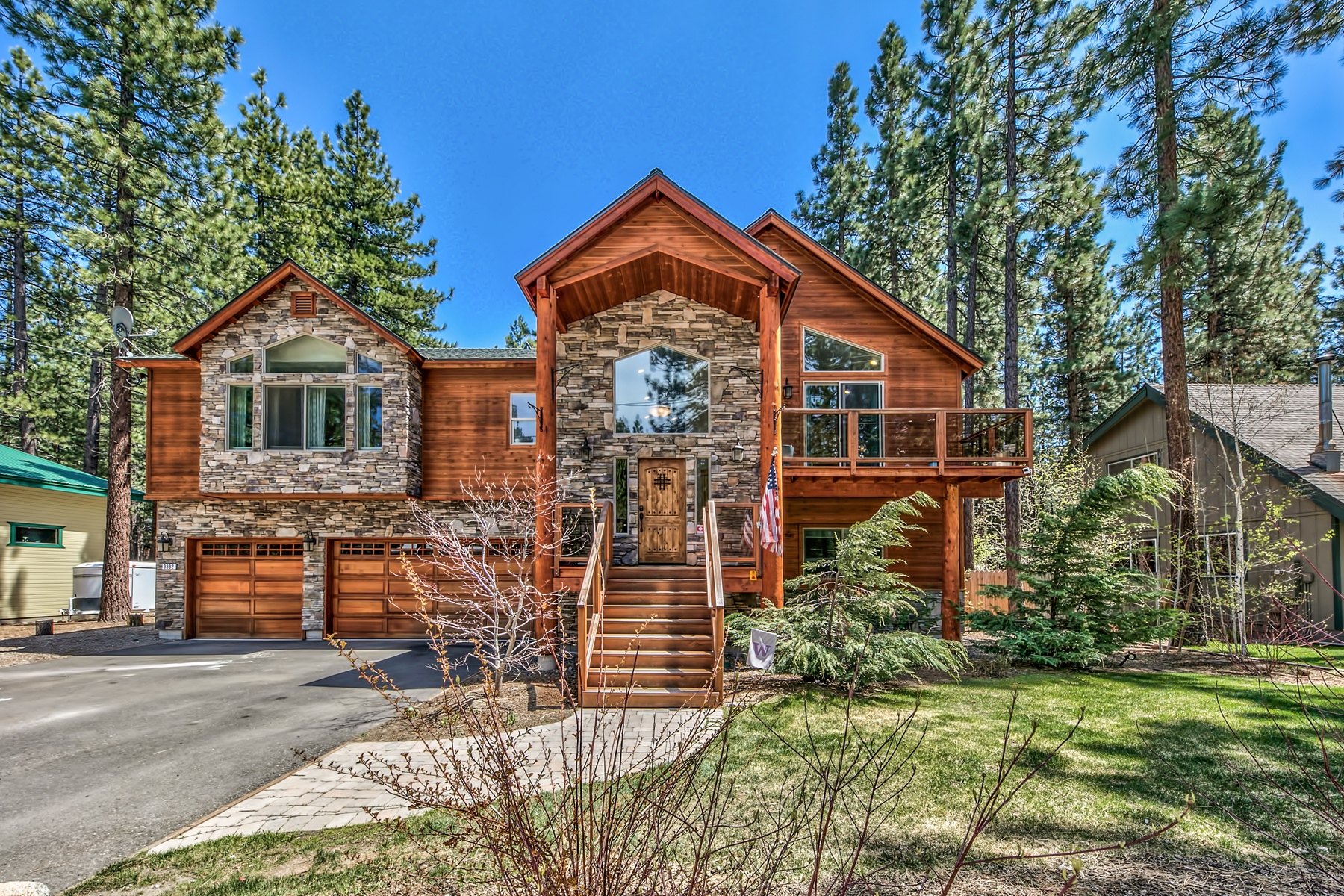 Single Family Home for Active at 3392 Hobart Rd., South Lake Tahoe, CA 3392 Hobart Rd. South Lake Tahoe, California 96150 United States