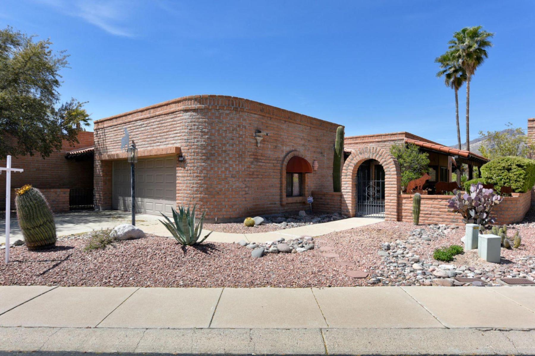 Nhà phố vì Bán tại Sunrise Territory Estates Lot 119 6625 E Via Algardi Tucson, Arizona, 85750 Hoa Kỳ
