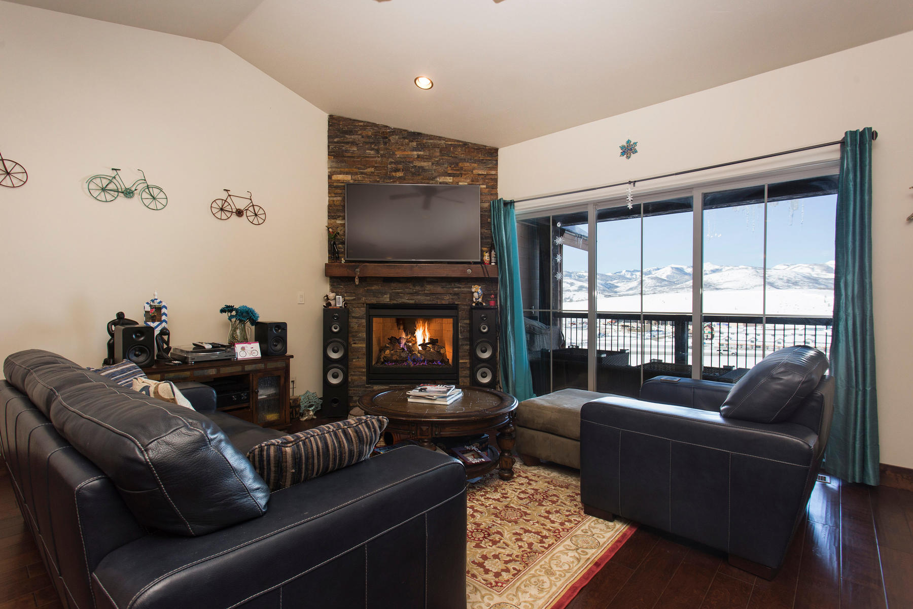 Townhouse for Sale at Fantastic Views From this Black Rock Ridge Townhome 14155 N Council Fire Trl Heber City, Utah 84032 United States