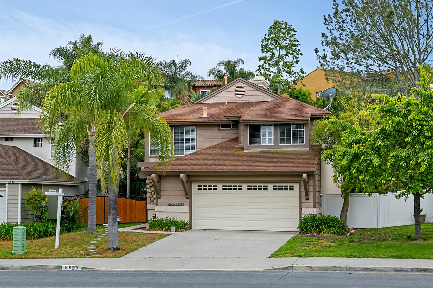 Maison unifamiliale pour l Vente à 6839 Xana Way Carlsbad, Californie, 92009 États-Unis