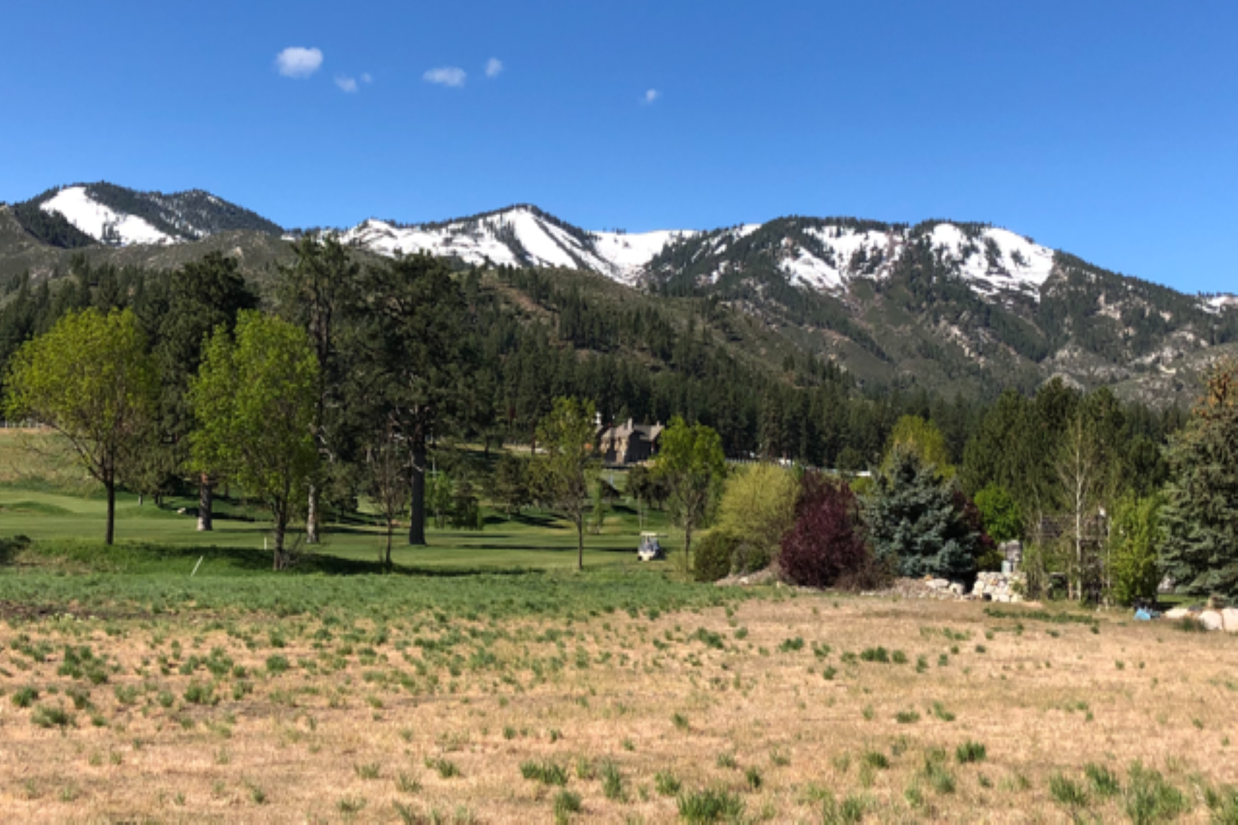 Land for Active at Custom Home with Mountain Views 2 Black Horse Court Washoe Valley, Nevada 89704 United States