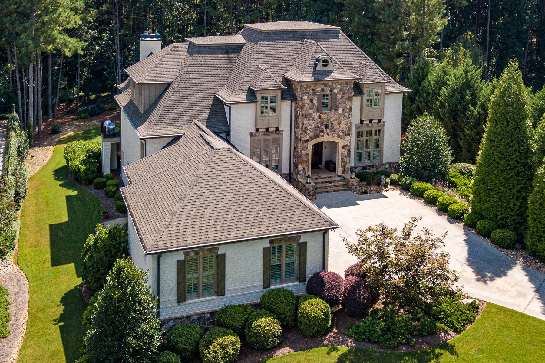 Single Family Homes för Försäljning vid Desirable Newhaven Home 185 Newhaven Drive, Fayetteville, Georgien 30215 Förenta staterna