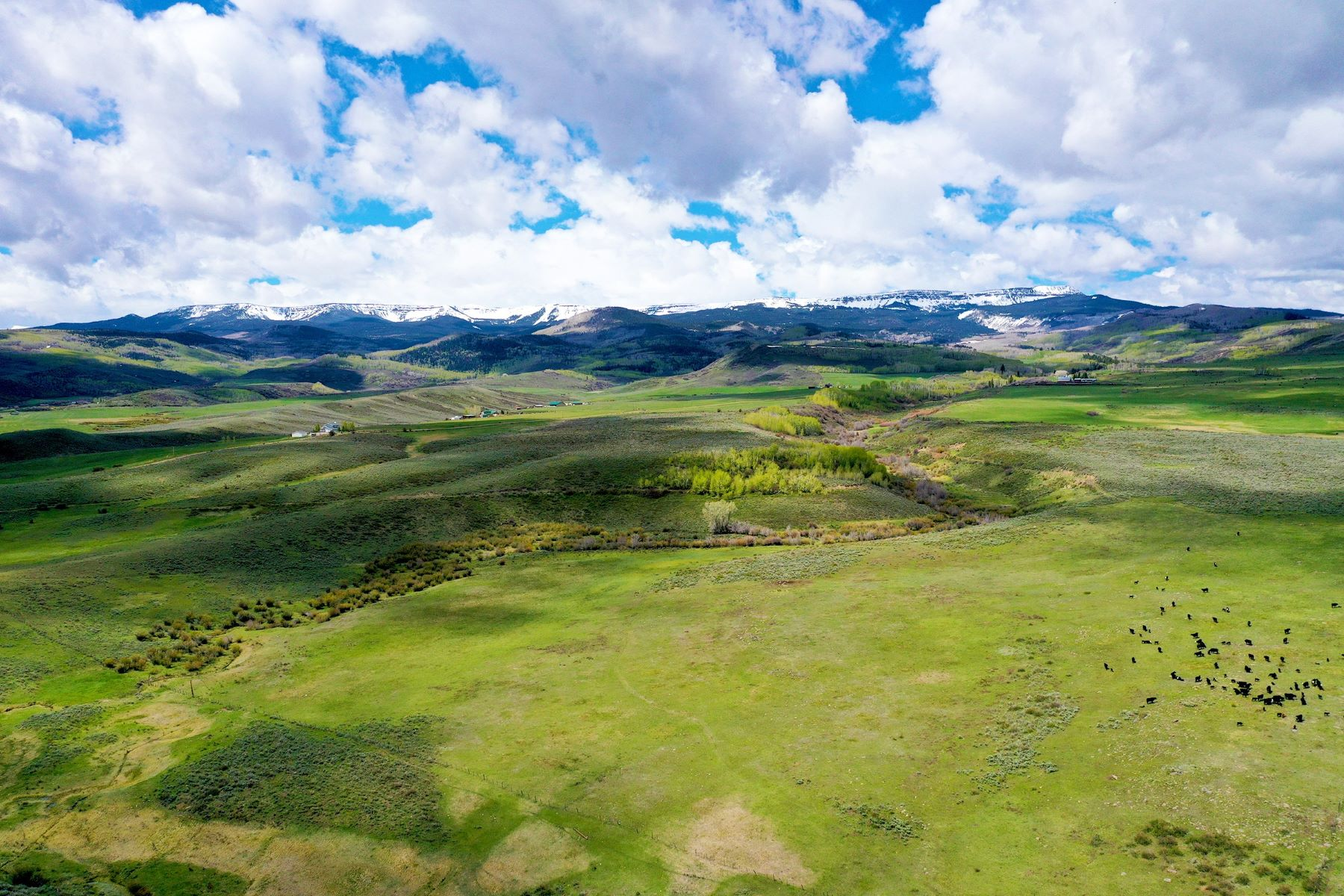 Land for Sale at Heart Valley Ranch TBD CR 15 Yampa, Colorado 80483 United States