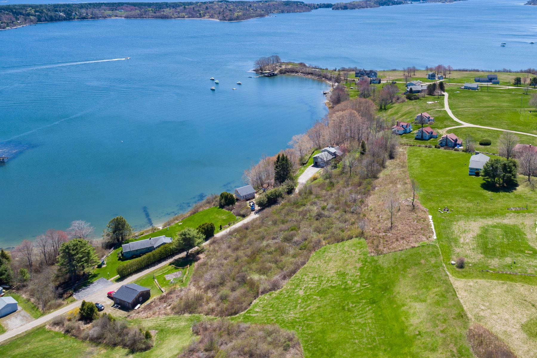 أراضي للـ Sale في Harpswell, Maine 04079 United States