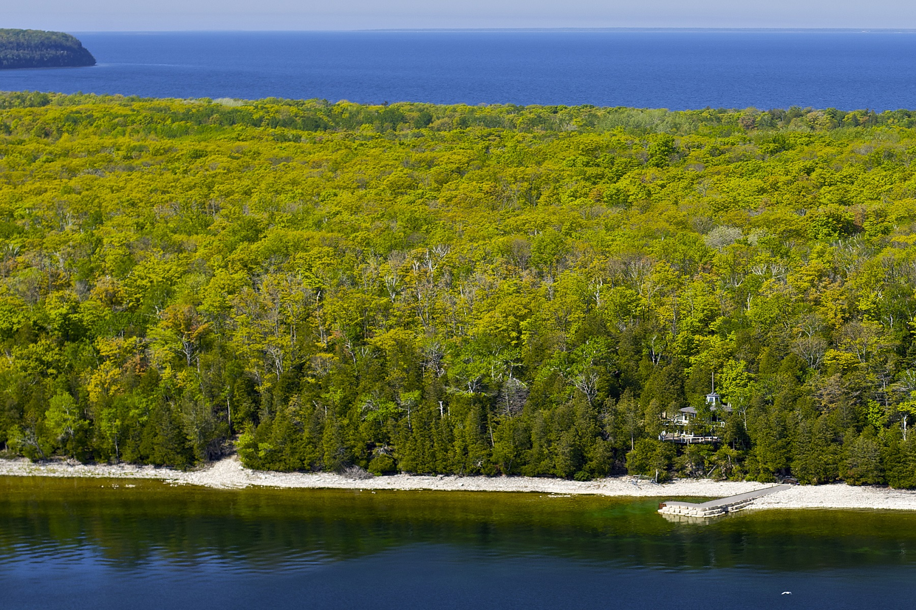 Land for Active at Door County Lakefront Lot 12674 Door Bluff Park Road Ellison Bay, Wisconsin 54210 United States