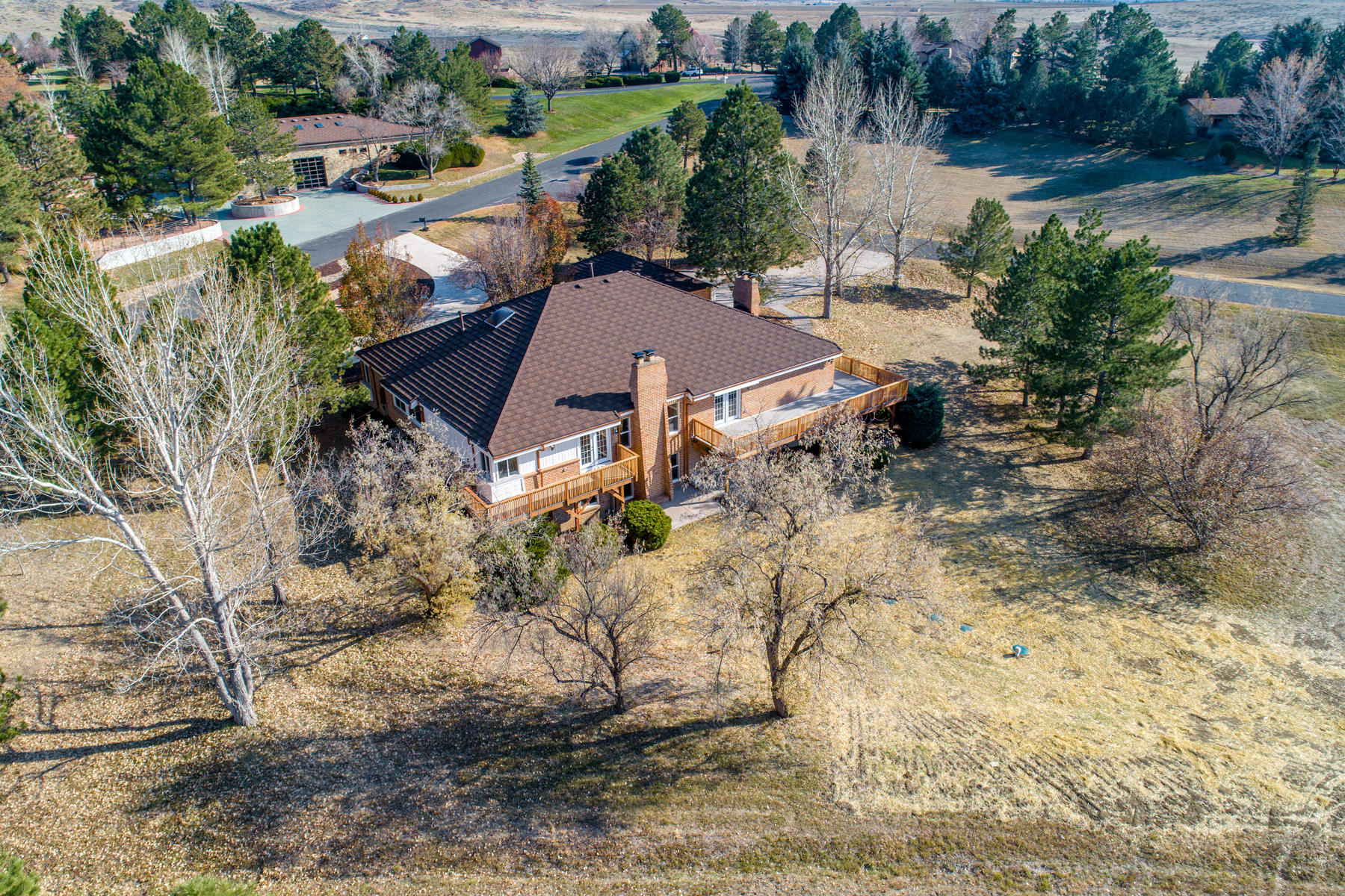 Additional photo for property listing at Exquisite Modern Ranch On Over Two Acres 7831 S Argonne St Centennial, Colorado 80016 United States
