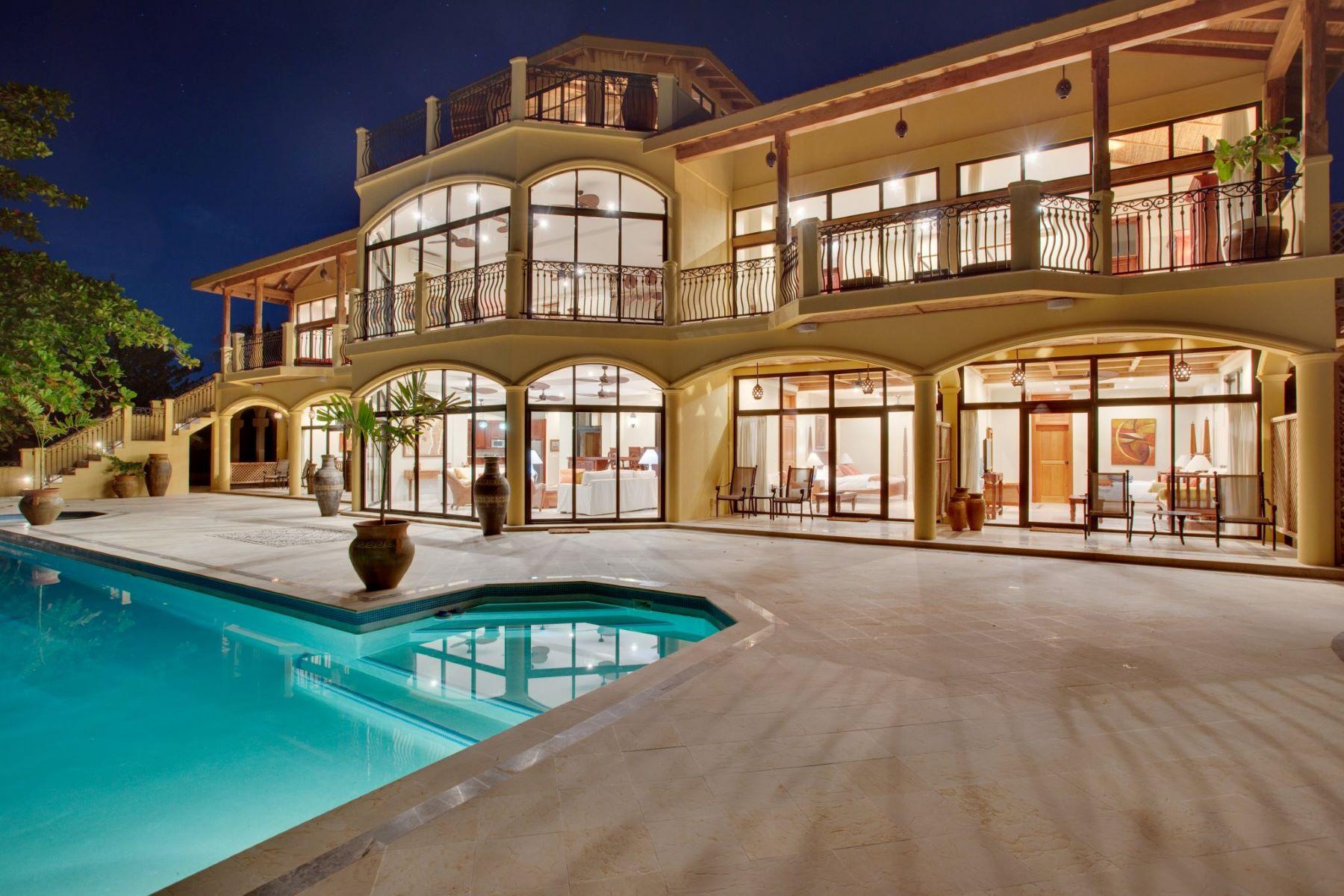 多户住宅 为 销售 在 Hopkins Luxury Beach Villa 伯利兹其他地方, 伯利兹