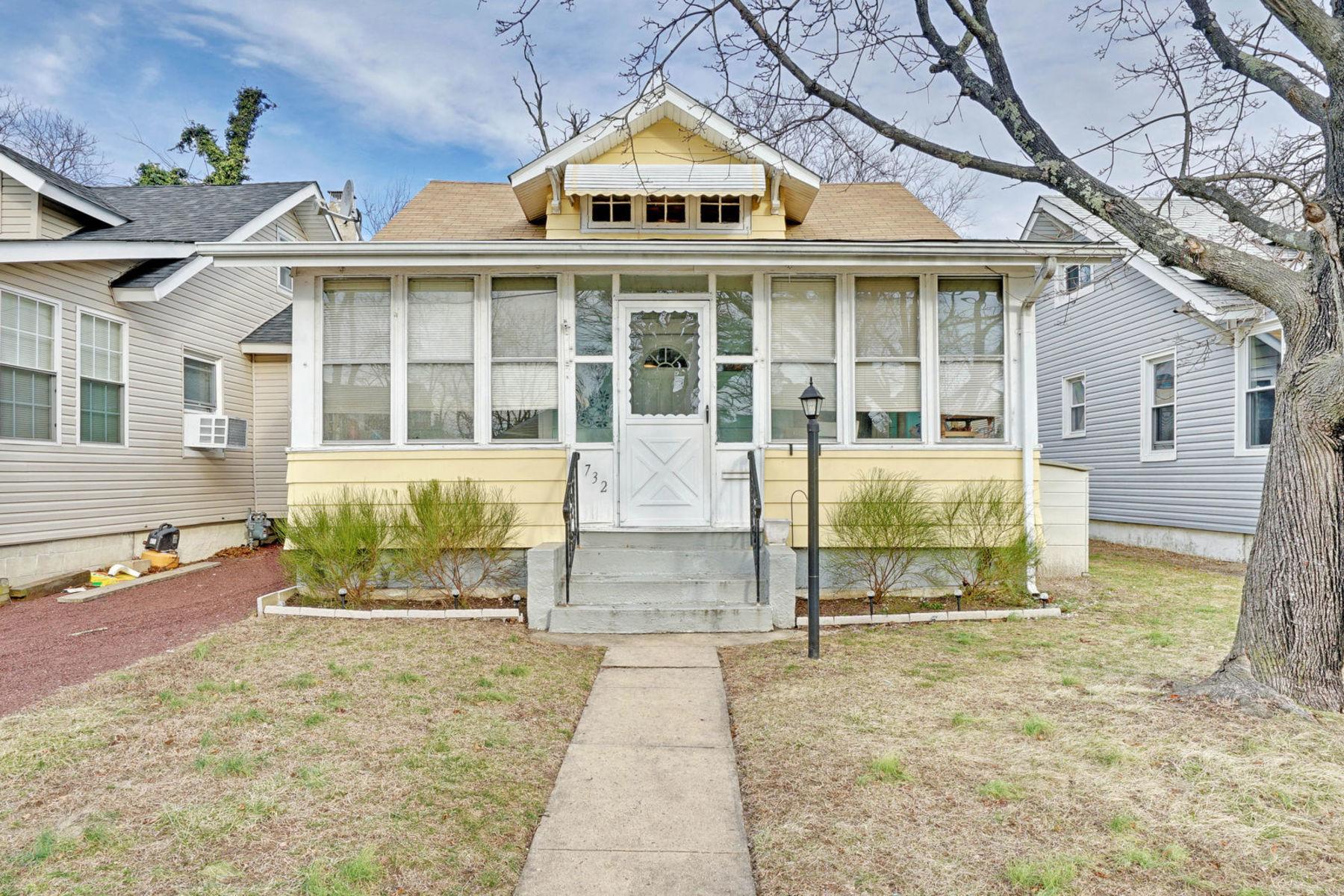 Moradia para Venda às Affordable Cottage 732 20th Avenue, Belmar, Nova Jersey 07719 Estados Unidos