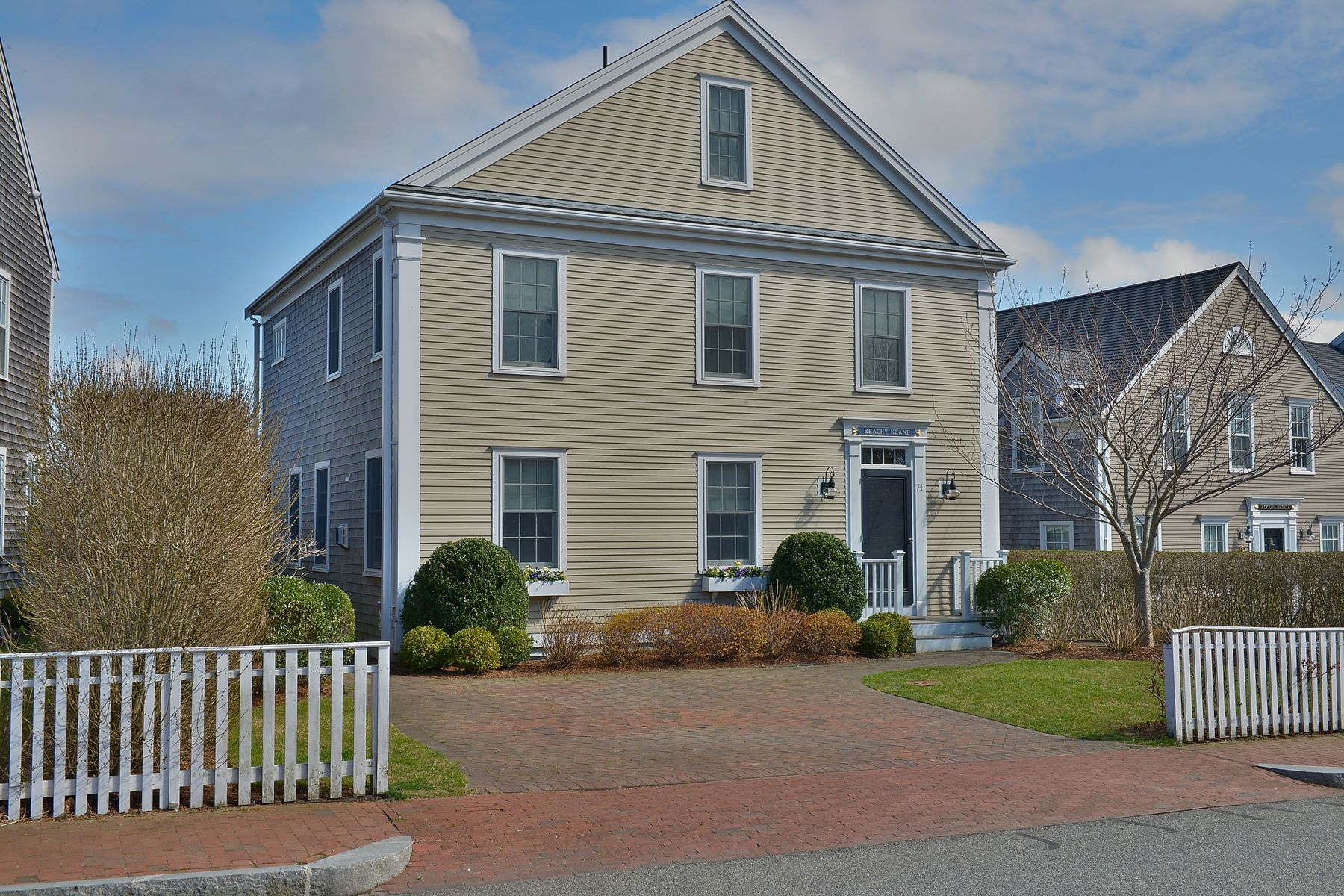 Single Family Home for Sale at Naushop. Impeccable Condition. 74 Goldfinch Drive Nantucket, Massachusetts, 02554 United States