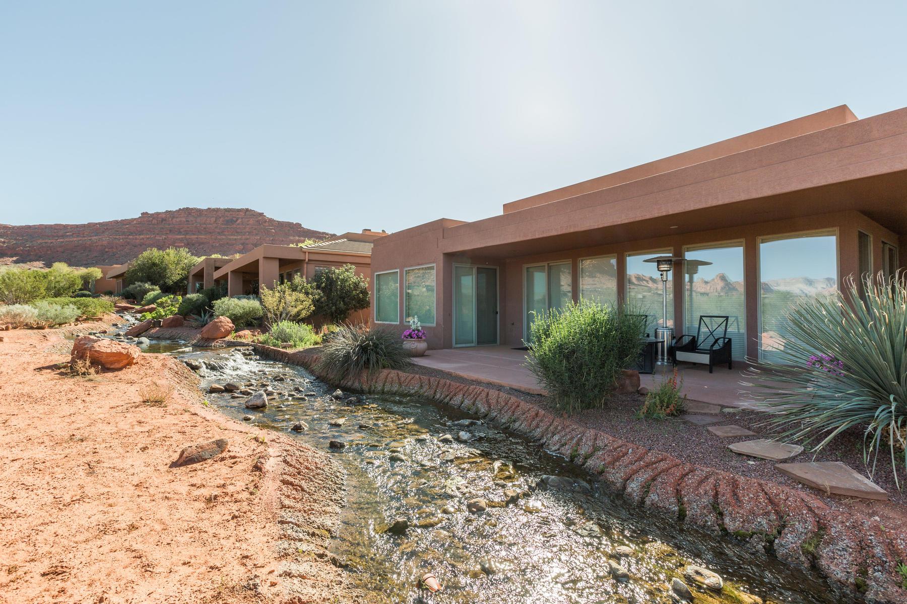 Maison unifamiliale pour l Vente à Red Rock Snow Canyon Views 2255 Tuweap Dr #38, St. George, Utah, 84770 États-Unis