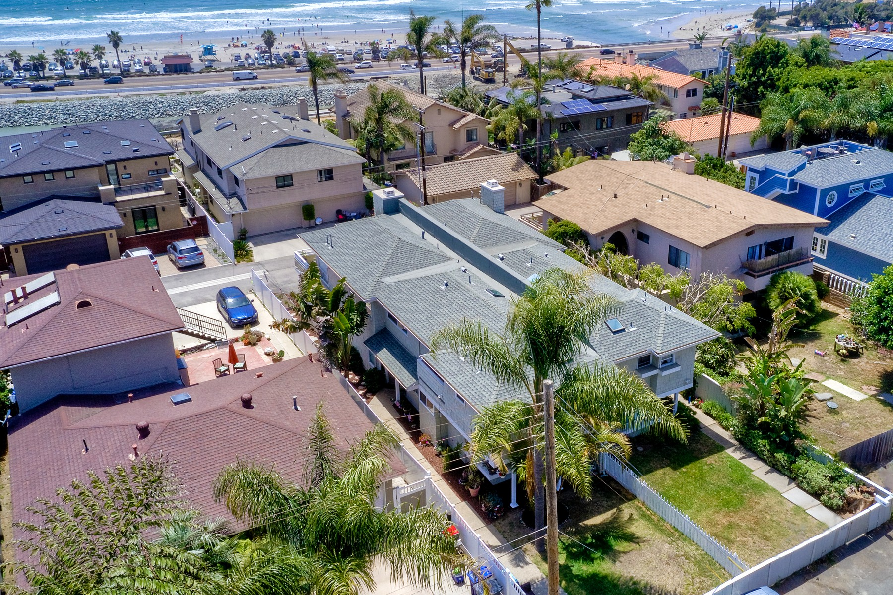Single Family Homes for Sale at 2470 Newport Ave Cardiff By The Sea, California 92007 United States