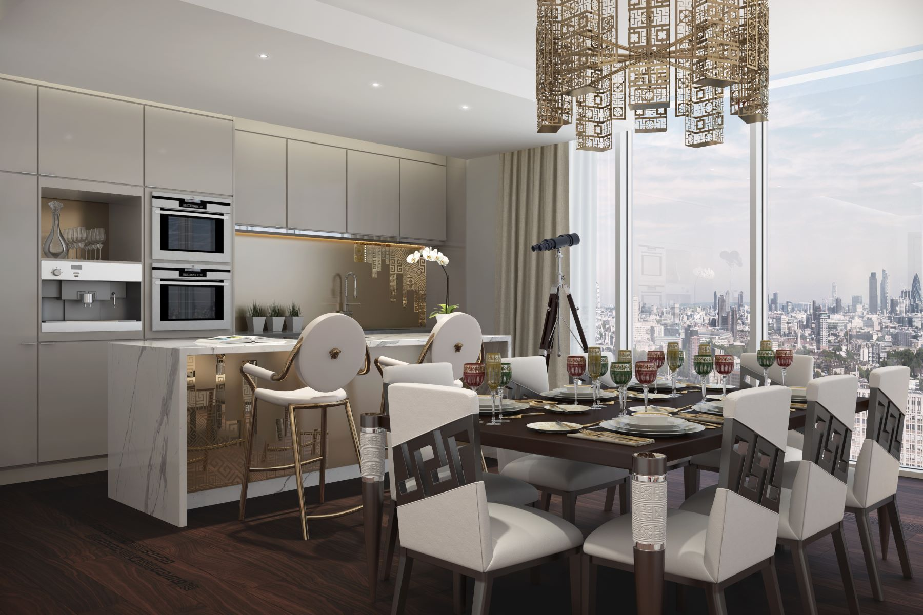 Apartments for Sale at The Tower, Nine Elms, SW8 Flat 4203, The Tower London, England SW8 1SQ United Kingdom