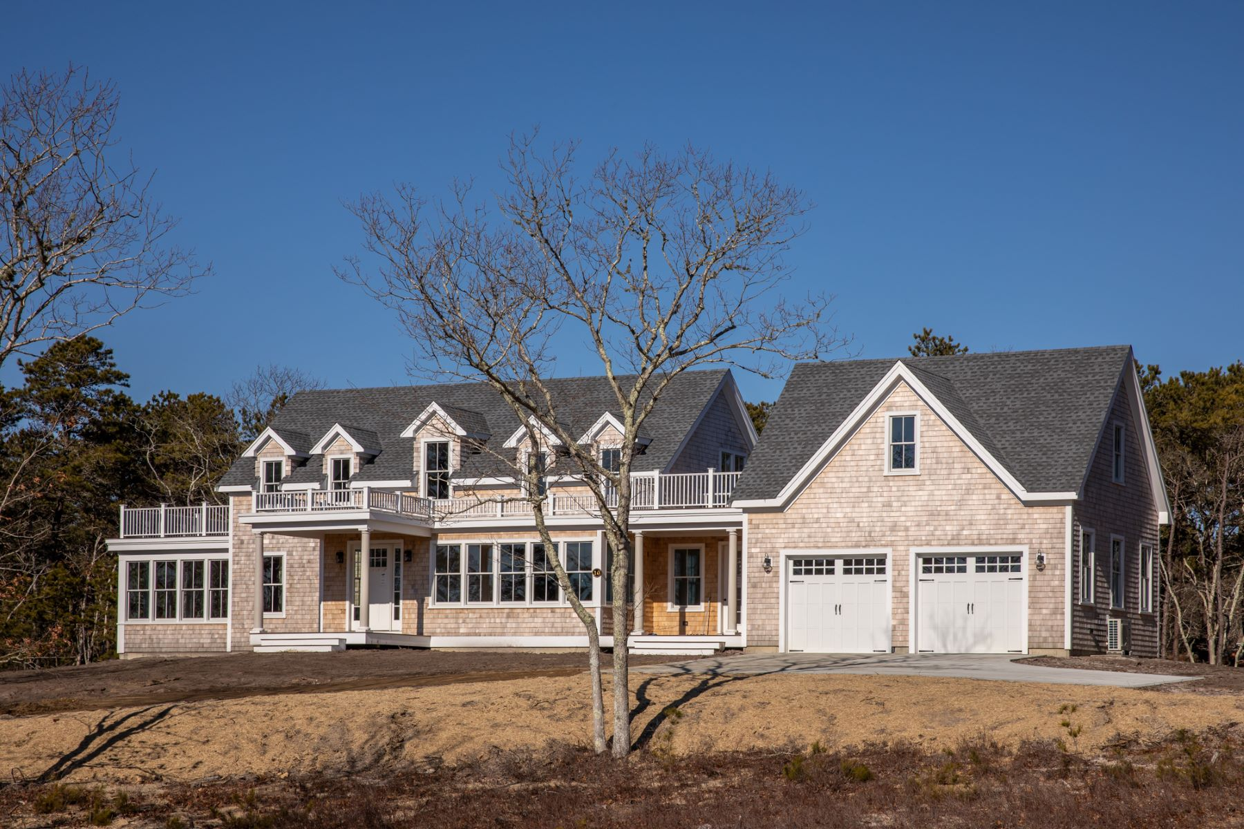 Single Family Home for Active at Brand new contsruction in Oak Bluffs 10 Paddock Road Oak Bluffs, Massachusetts 02557 United States