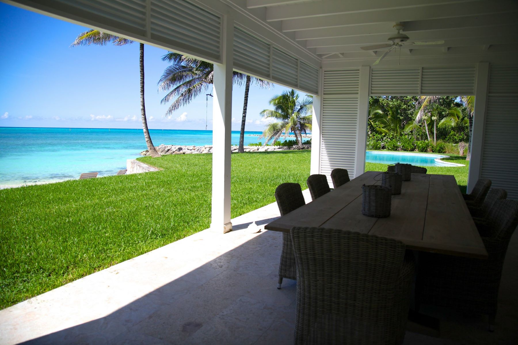 Additional photo for property listing at Orchid House & Little Orchid House Lyford Cay, Nassau And Paradise Island Bahamas