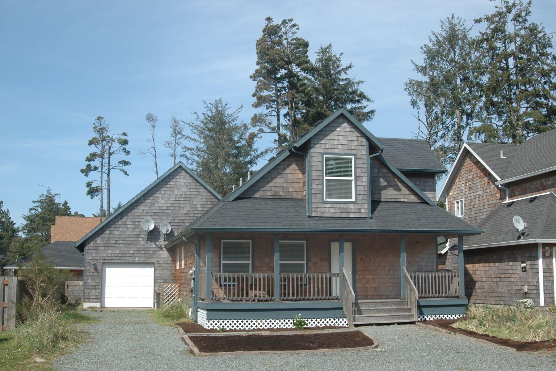 Single Family Homes 為 出售 在 Rockaway Beach, 俄勒岡州 97136 美國