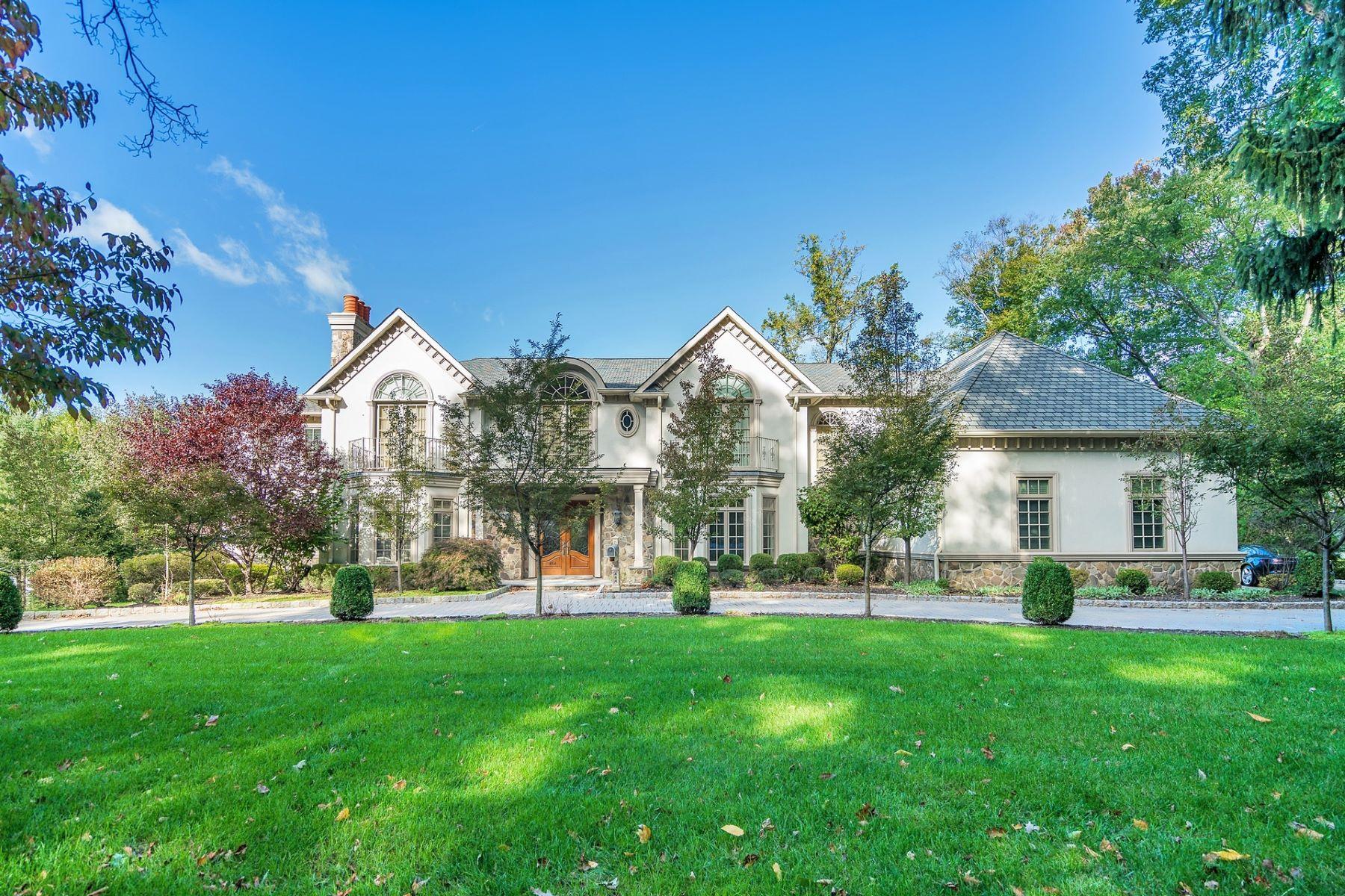 Частный односемейный дом для того Продажа на Prime East Hill 464 Elkwood Ter, Englewood, Нью-Джерси 07631 Соединенные Штаты