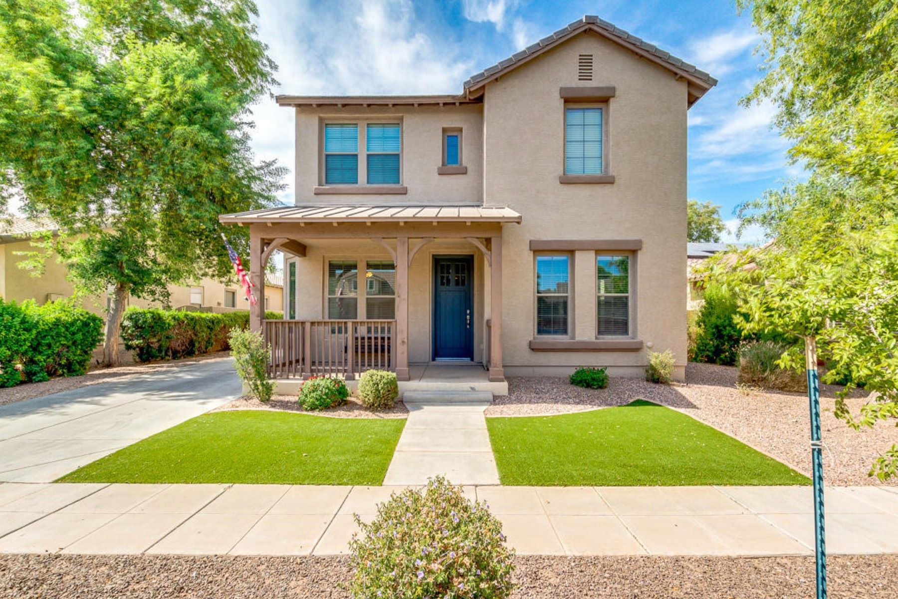 Single Family Homes for Sale at Marley Park 15402 W OLD OAK LN Surprise, Arizona 85379 United States