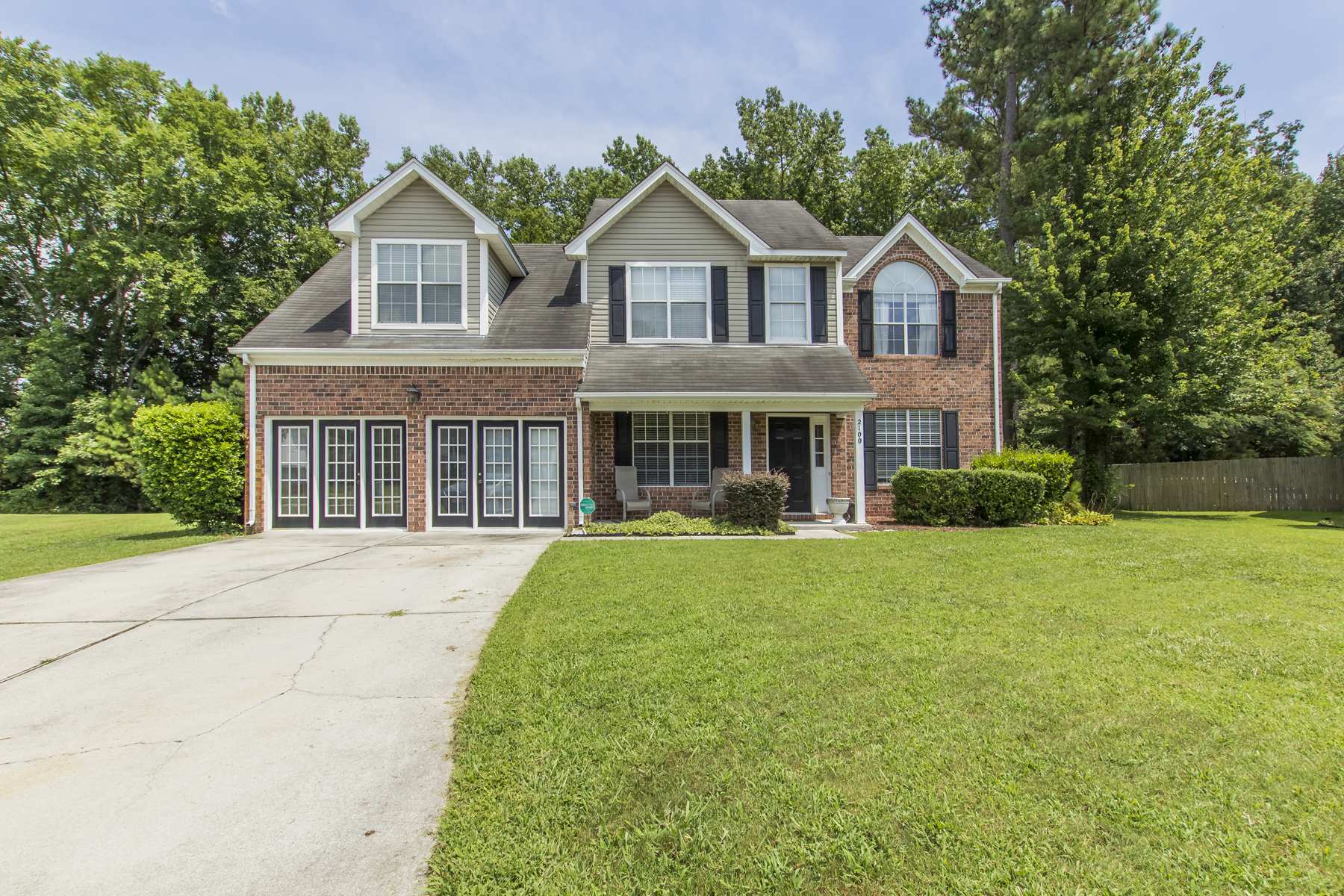 Single Family Home for Sale at Ship's Crossing 2100 Marlin Court Chesapeake, Virginia 23323 United States