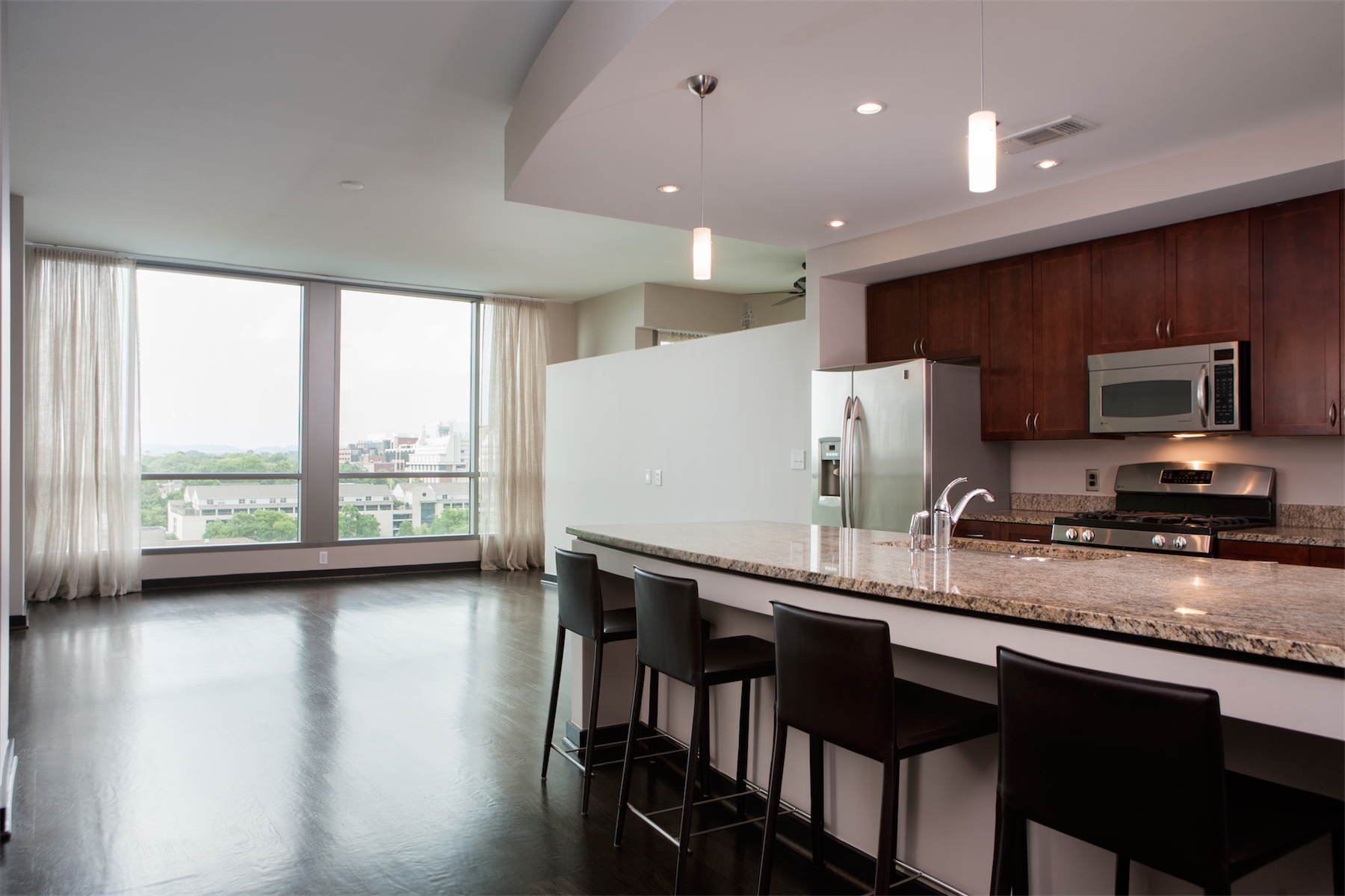 Condominium for Rent at Luxurious Urban Living 900 20th Avenue South #1106 Nashville, Tennessee 37212 United States
