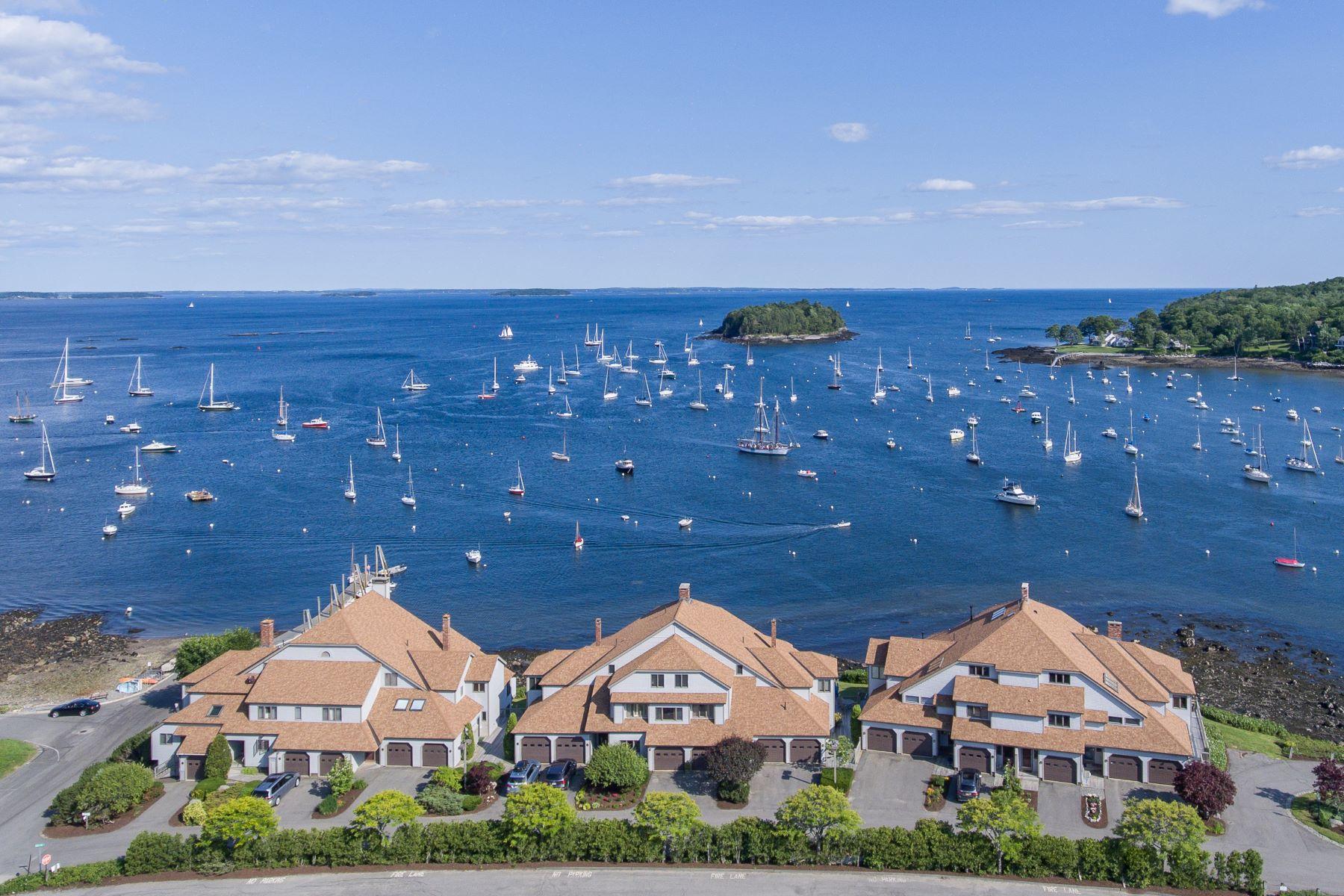 Condominiums للـ Sale في Camden, Maine 04843 United States