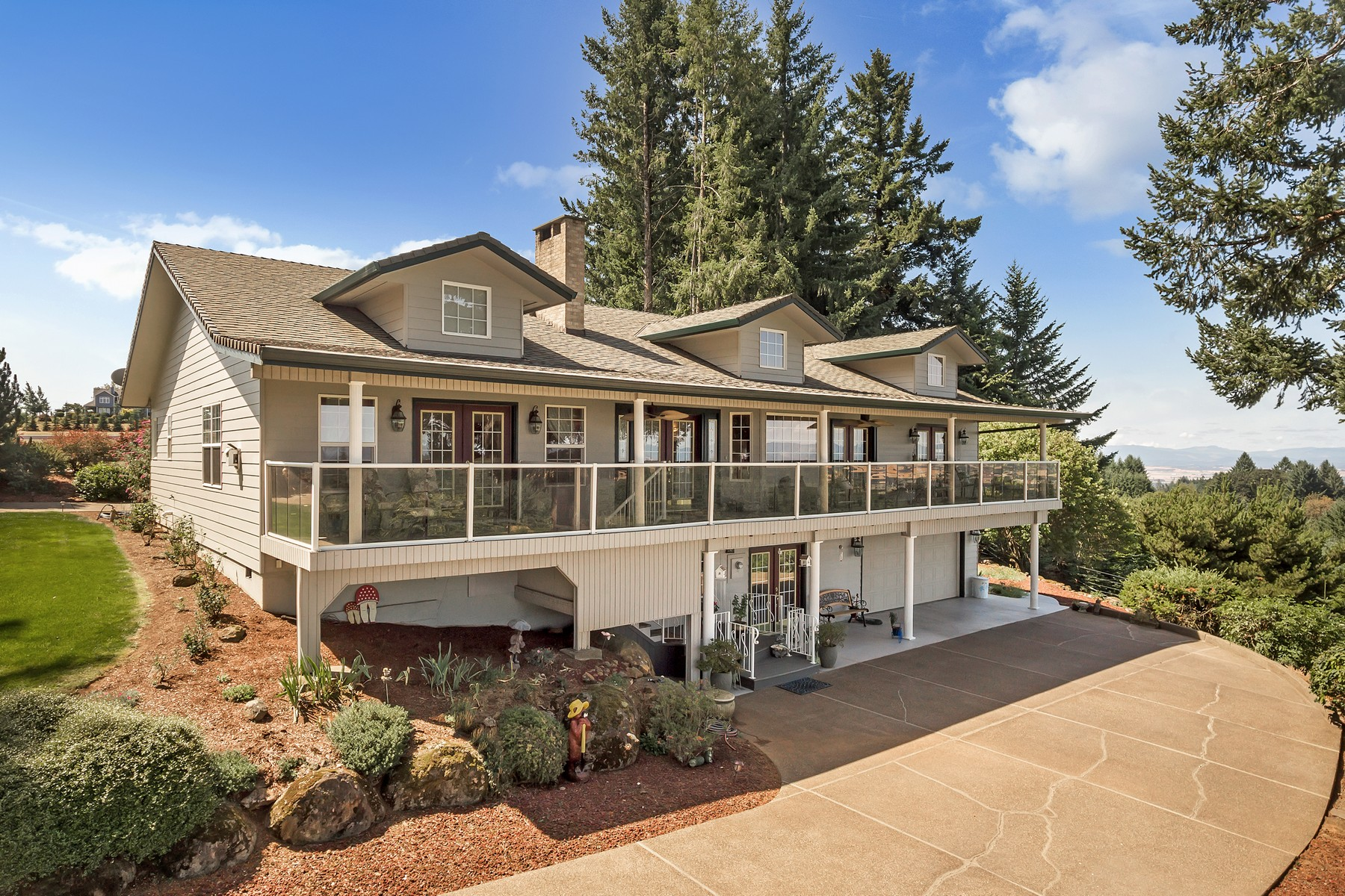 Single Family Homes for Active at Wine Country Valley Views 23230 SE Franquette Dr Amity, Oregon 97101 United States