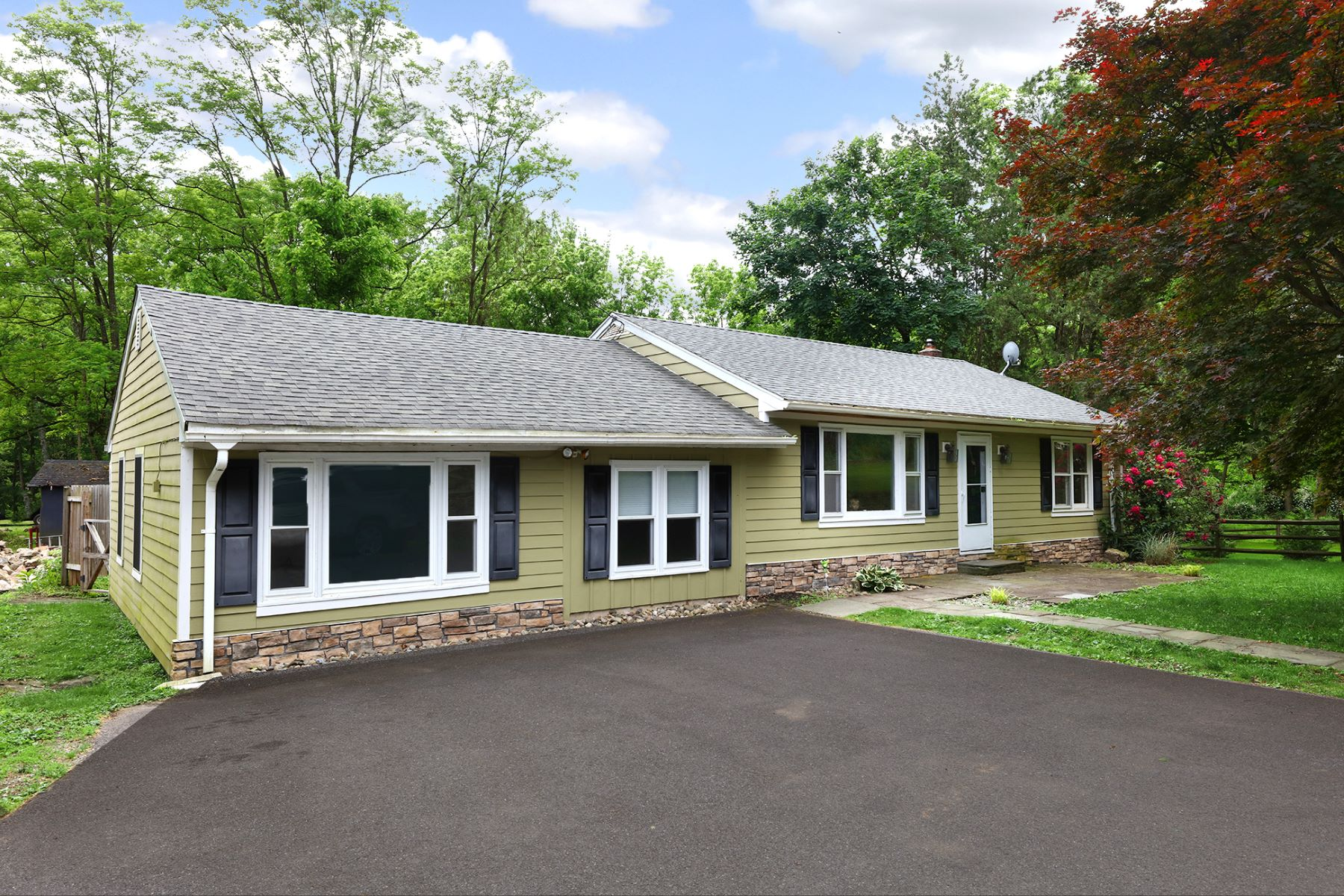 Single Family Home for Sale at Escape To The Space And Fresh Air Of Country Life 230 County Route 627, Phillipsburg, New Jersey 08865 United States