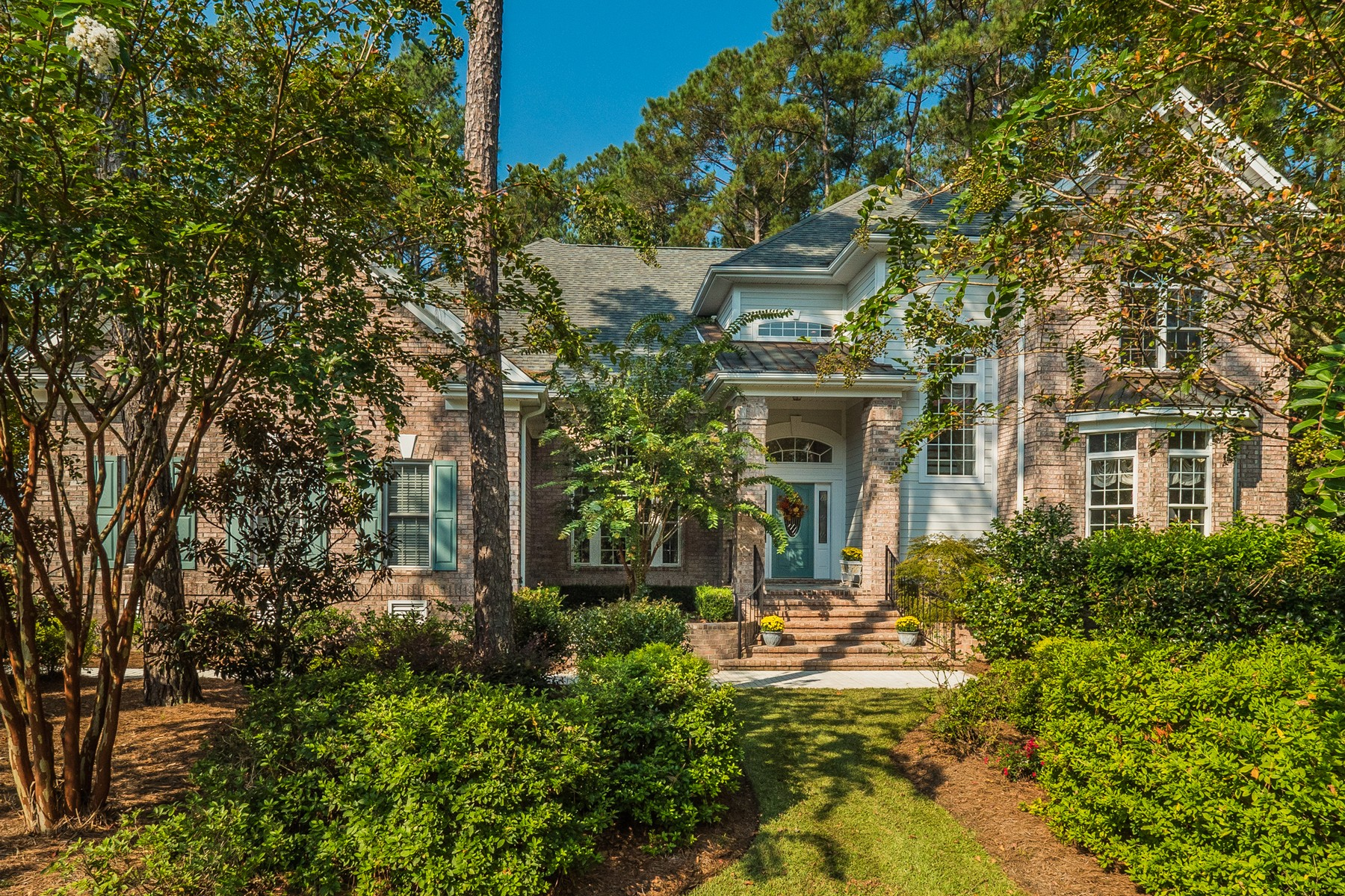 Single Family Home for Sale at Grandeur Awaits in Private Gated Community 145 Windsor Circle SW, Ocean Isle Beach, North Carolina, 28469 United States