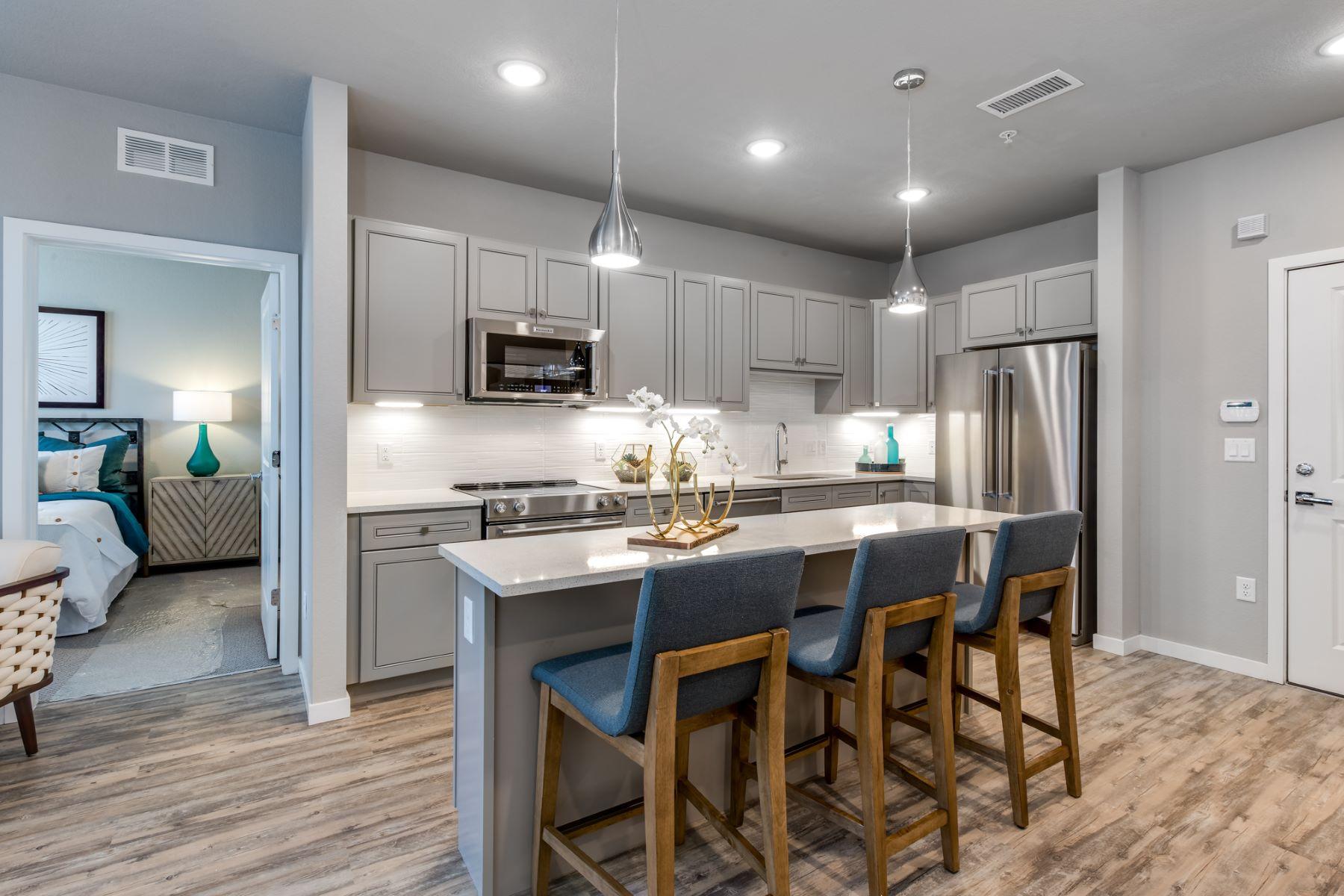Condominium for Active at 155 South Monaco Parkway #201 155 S Monaco Pkwy #201 Denver, Colorado 80224 United States