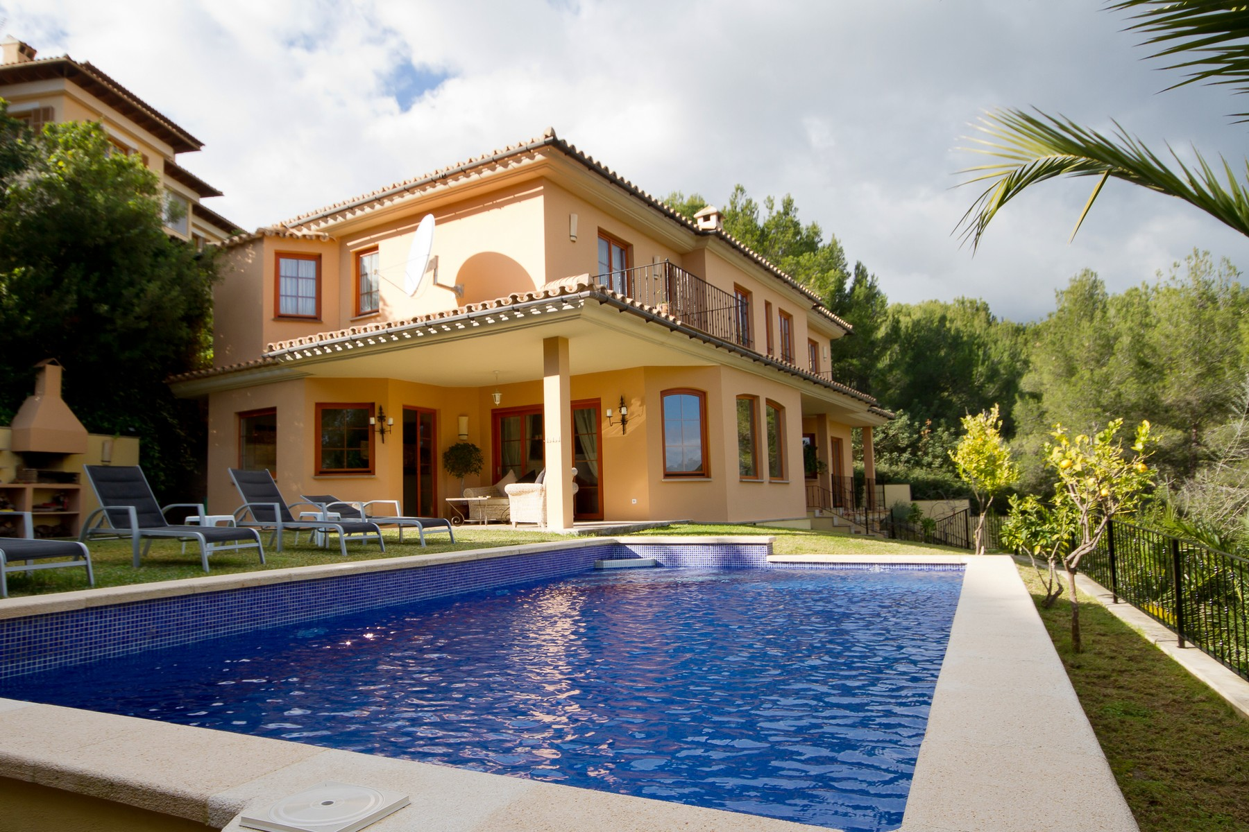 Single Family Home for Rent at Luxury high quality villa in Bendinat Bendinat, Mallorca Spain