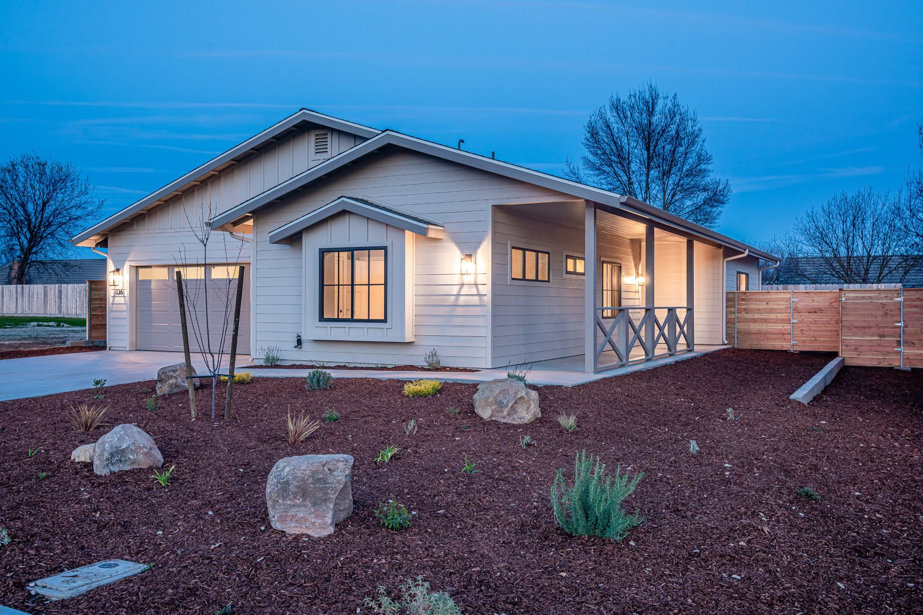 Single Family Homes for Sale at Brand New Ranch Style Home 136 Rowan Way Templeton, California 93465 United States