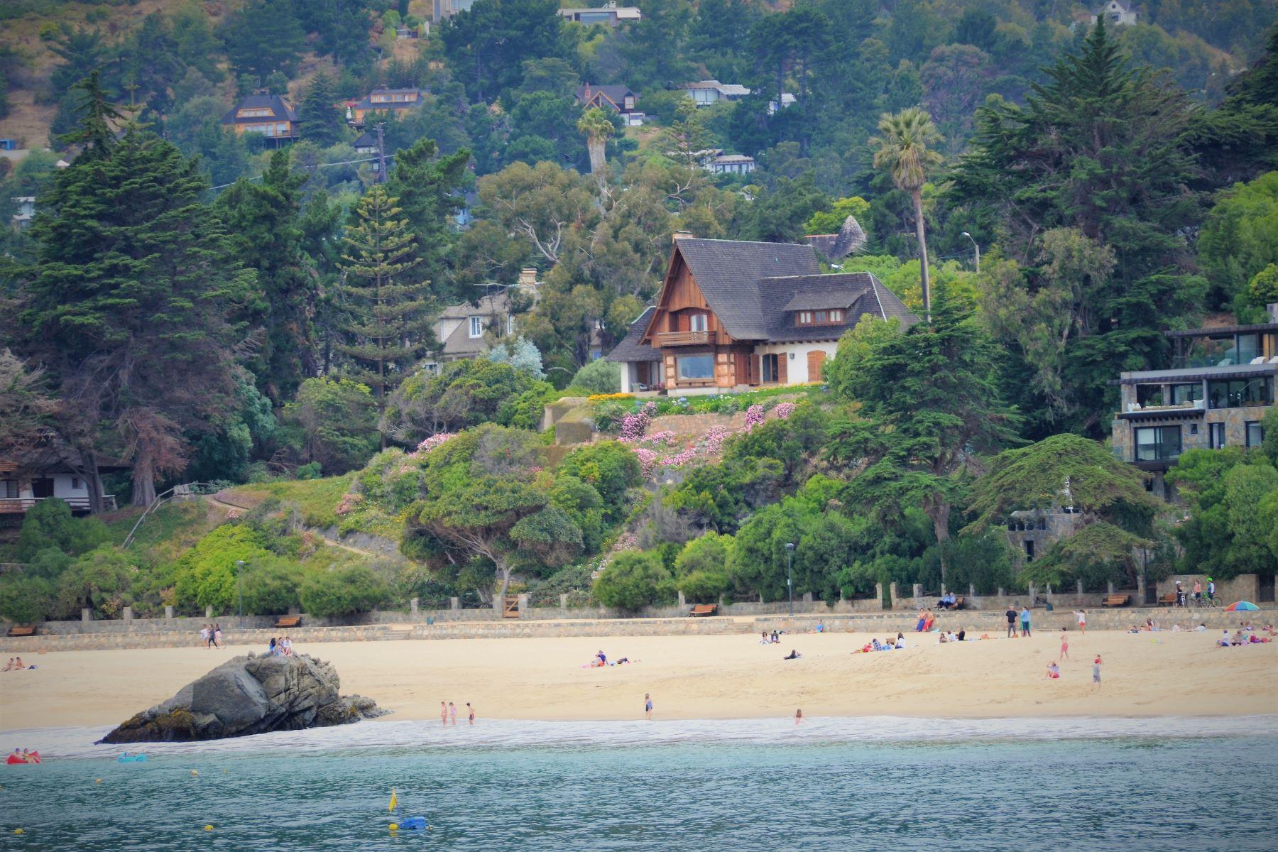 Casa por un Venta en Espectacular casa en Zapallar - Isla Seca Zapallar, La Ligua, Valparaiso Chile