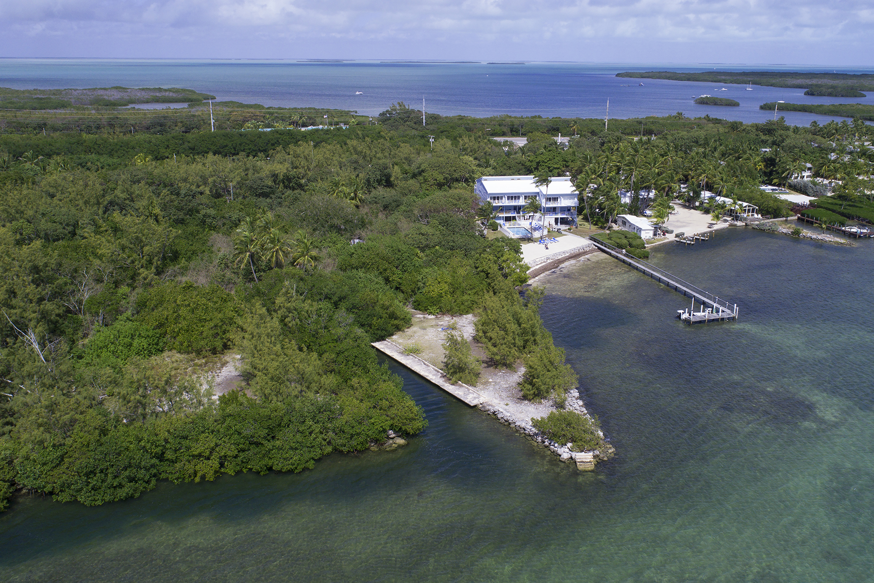 Land for Sale at Ocean Front Parcel 84725 Old State Road Islamorada, Florida 33036 United States