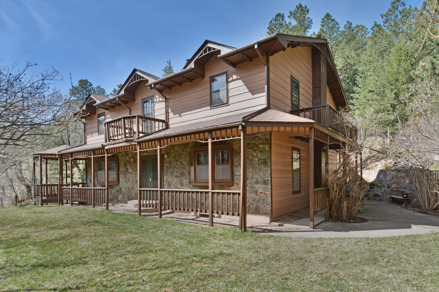 Single Family Home for Active at Picturesque North Boulder Foothills Retreat 750 Valley Ln Boulder, Colorado 80302 United States