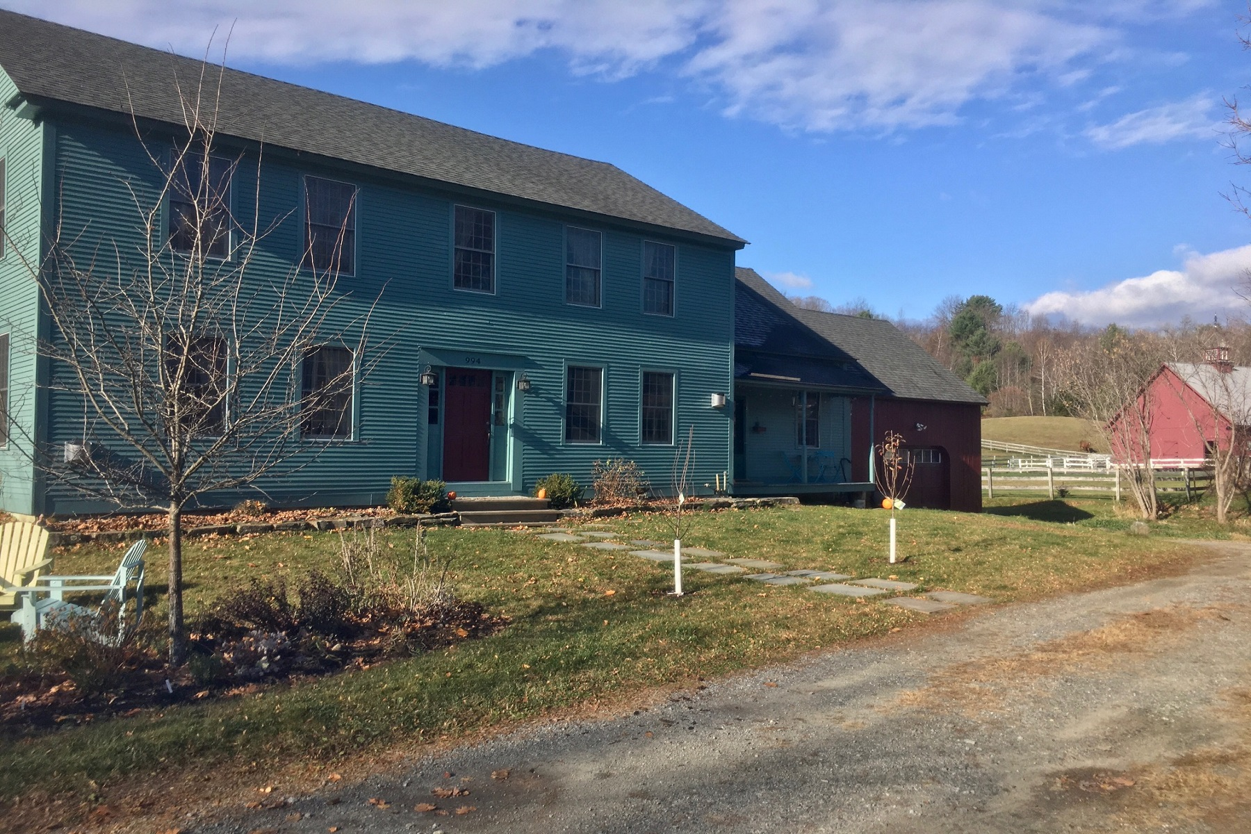 "Property for Sale at The ""Sparrow House"" 994 Route 44 West Windsor, Vermont 05037 United States"