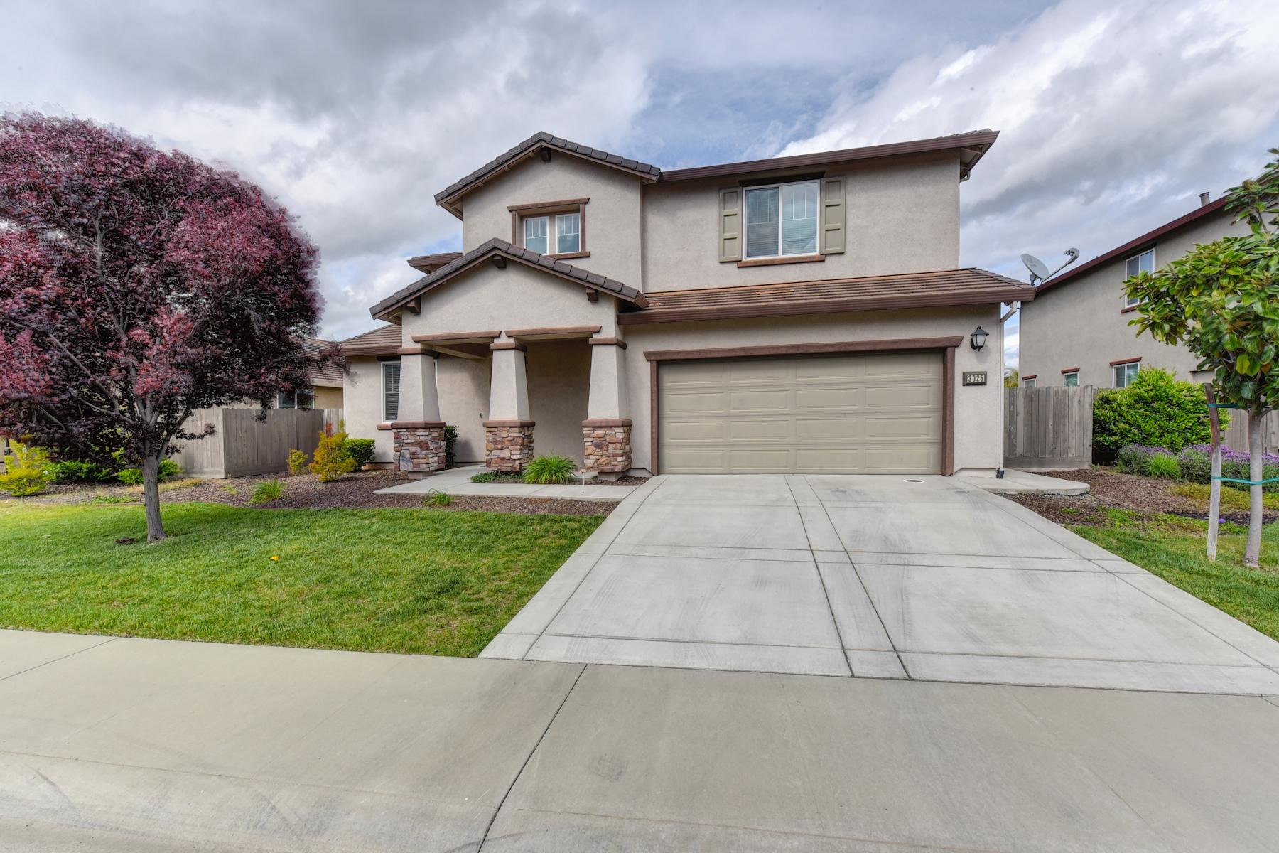 Single Family Home for Sale at 3025 Hornby Lane, Roseville, CA 95747 Roseville, California 95747 United States