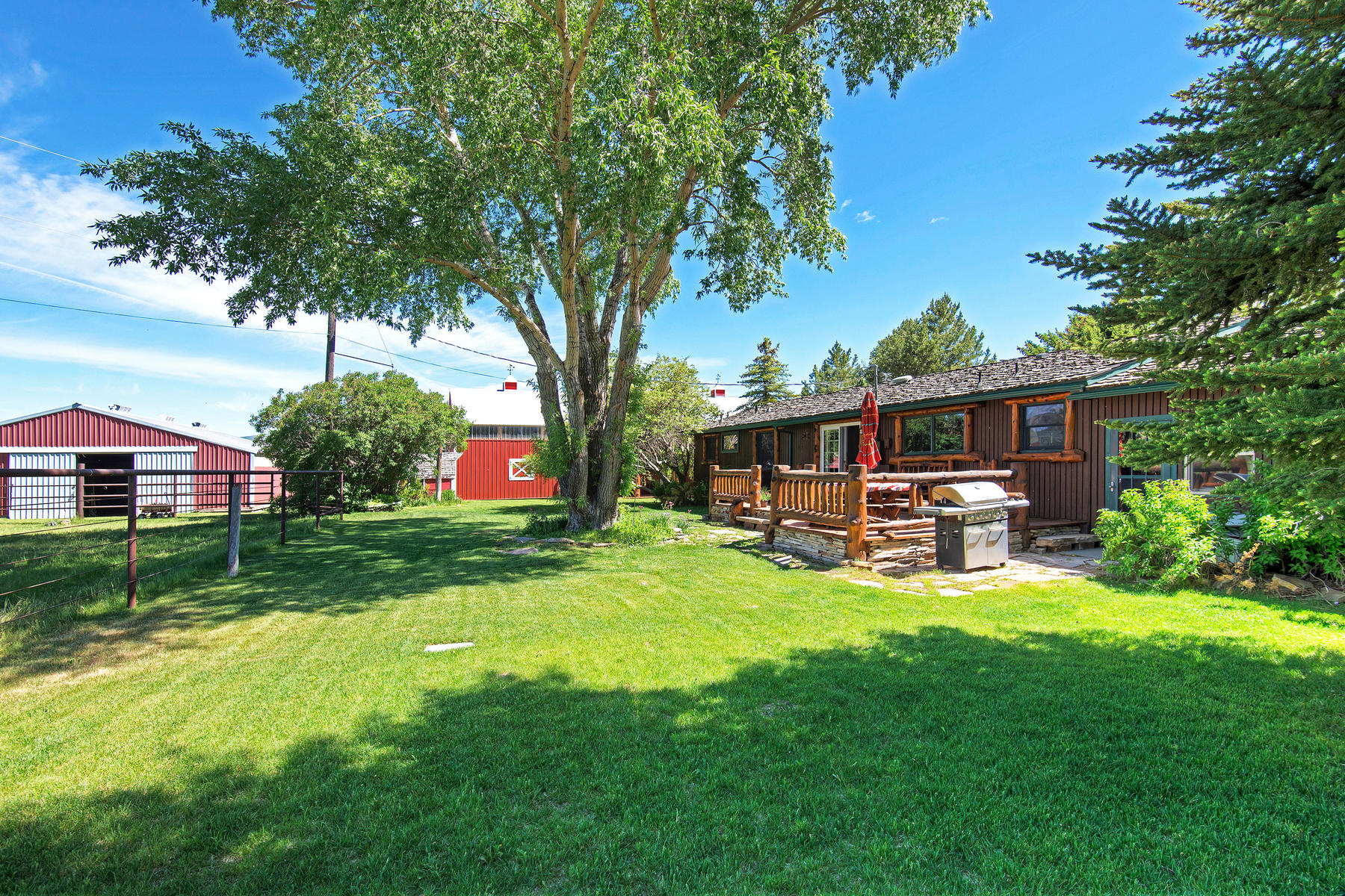 Maison unifamiliale pour l Vente à Heartland equestrian property off of Old Ranch Road with wide open spaces! 4615 N 400 W Park City, Utah, 84098 États-Unis