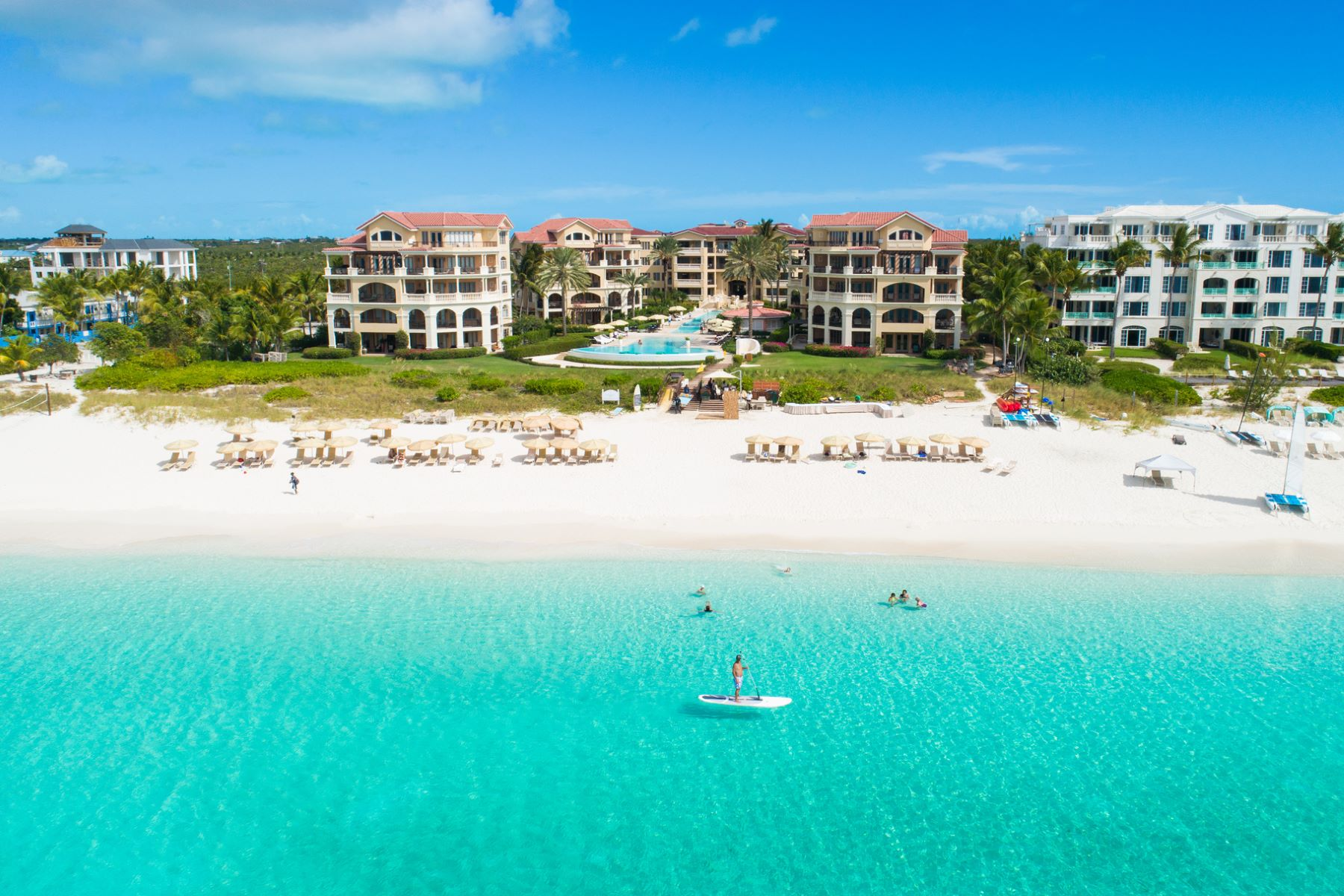 Condominium for Sale at The Somerset B101 Beachfront The Somerset B101 Grace Bay, Providenciales TKCA 1ZZ Turks And Caicos Islands