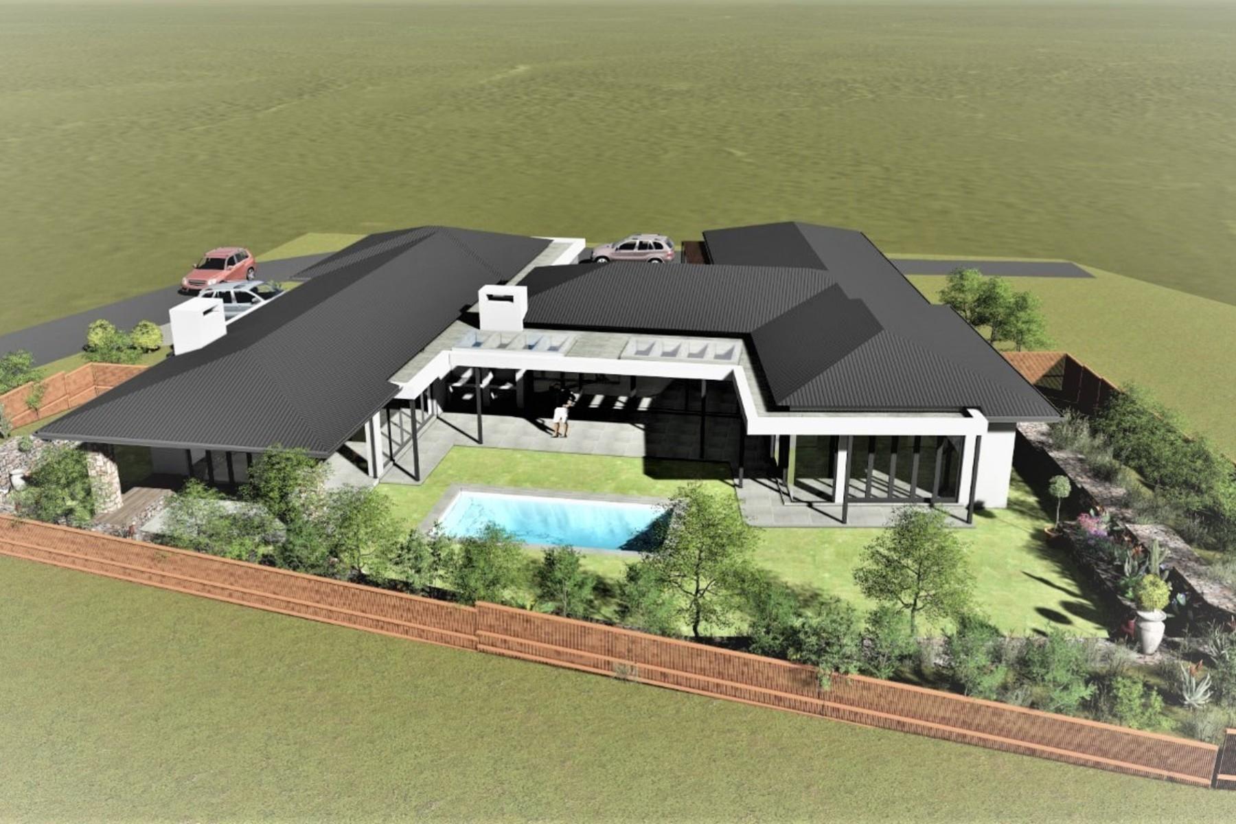Moradia para Venda às Brand New Home in Whale Rock Ridge 9990 Whale Rock Ridge, Plettenberg Bay, Western Cape, 6600 África Do Sul