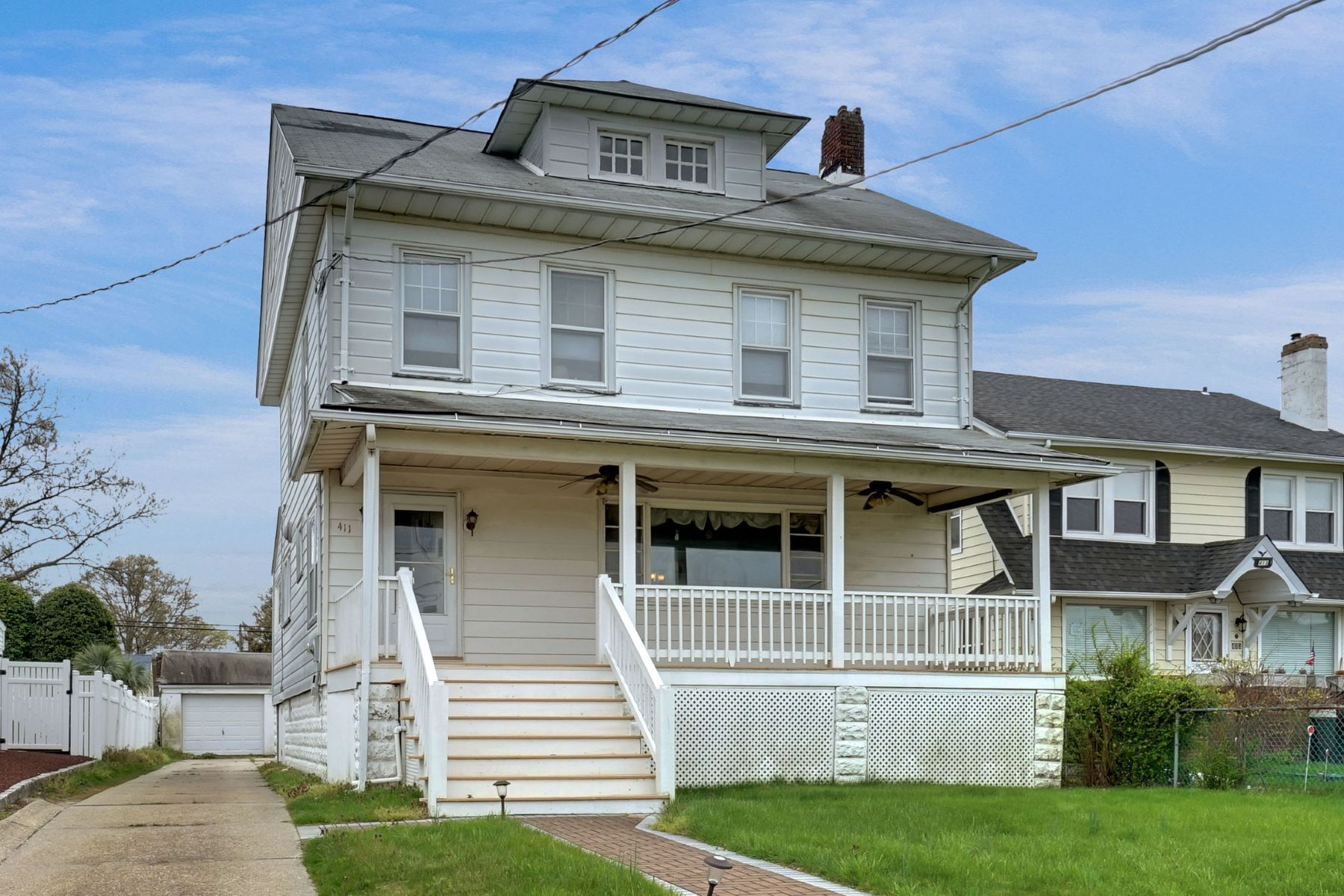 Single Family Homes for Active at Lakefront 411 8th Avenue Belmar, New Jersey 07719 United States