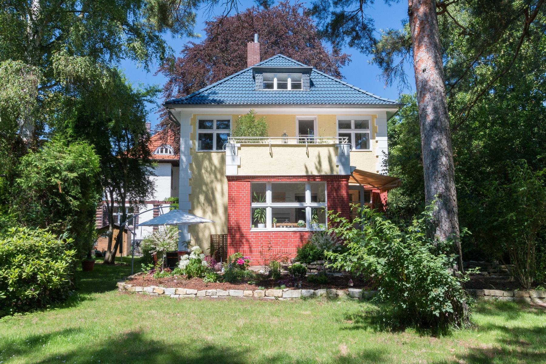 Maison unifamiliale pour l Vente à Magnificent Villa overlooking the Lake ! Berlin, Berlin, 13467 Allemagne