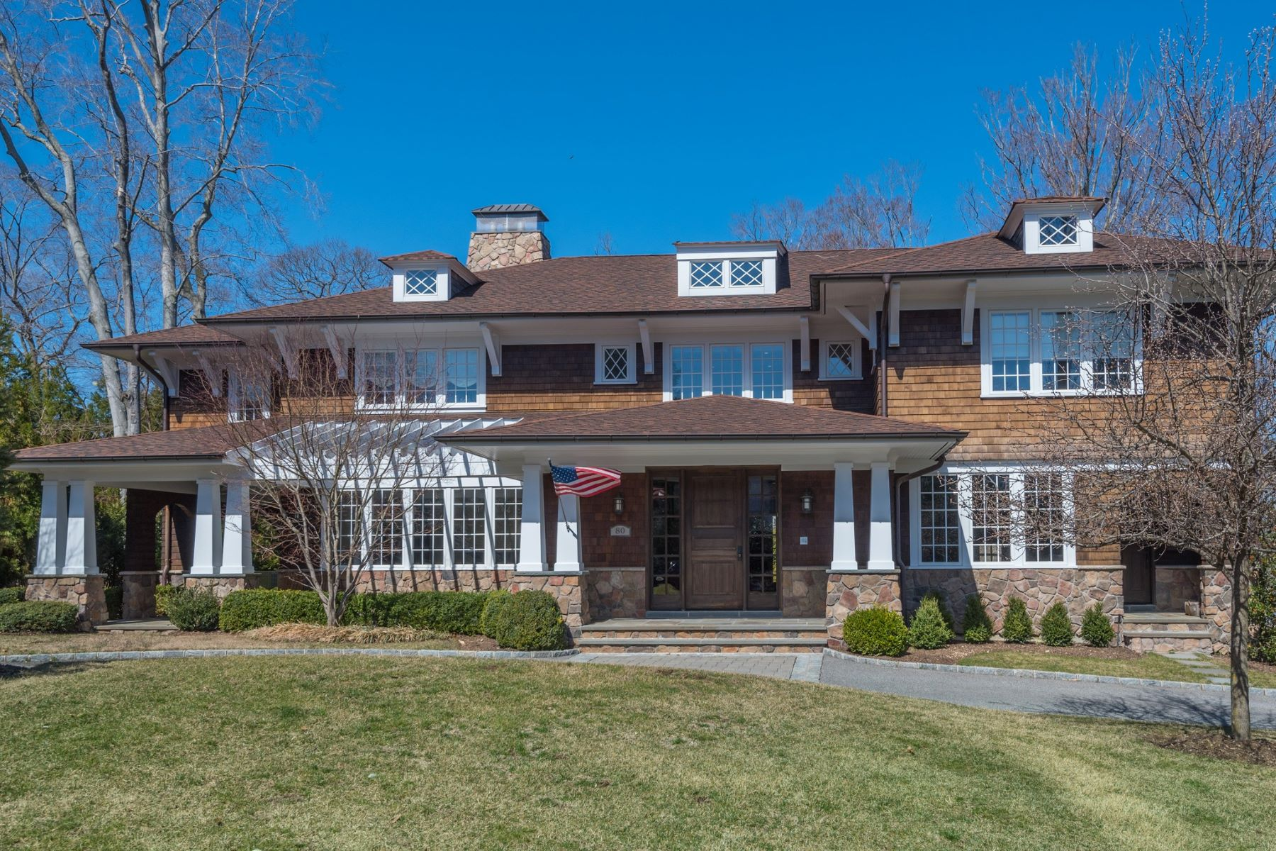 Single Family Homes for Active at 80 Fir Dr East Hills, New York 11576 United States